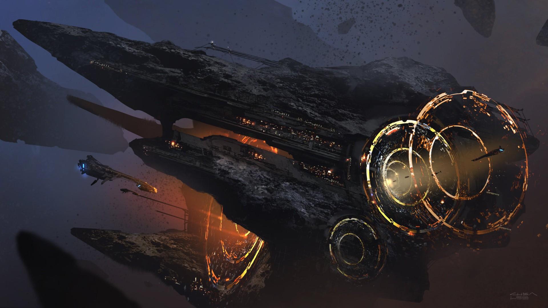 47 Sci Fi wallpapers ·â' Download free stunning full HD