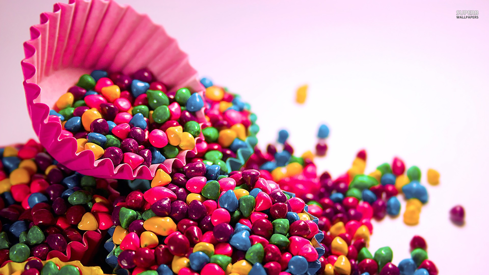 Colorful Food Wallpaper Free Download: Candy Background ·① Download Free Amazing Full HD