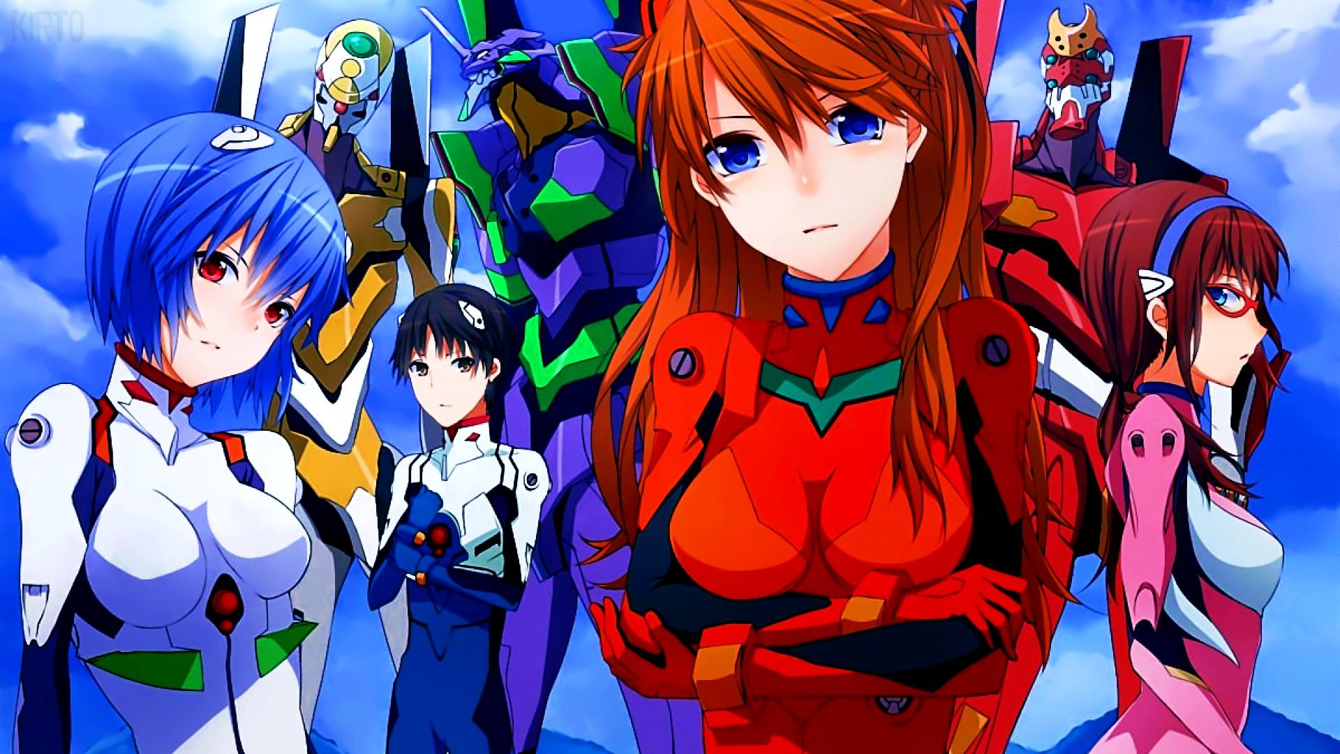 Neon Genesis Evangelion Wallpaper Download Free Full Hd
