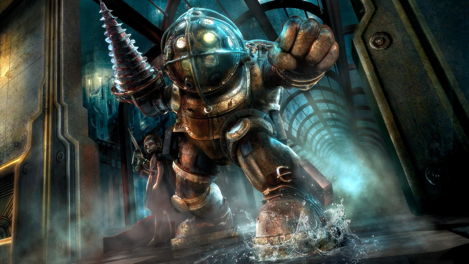 Bioshock Wallpaper 1 Download Free Amazing Backgrounds For Desktop