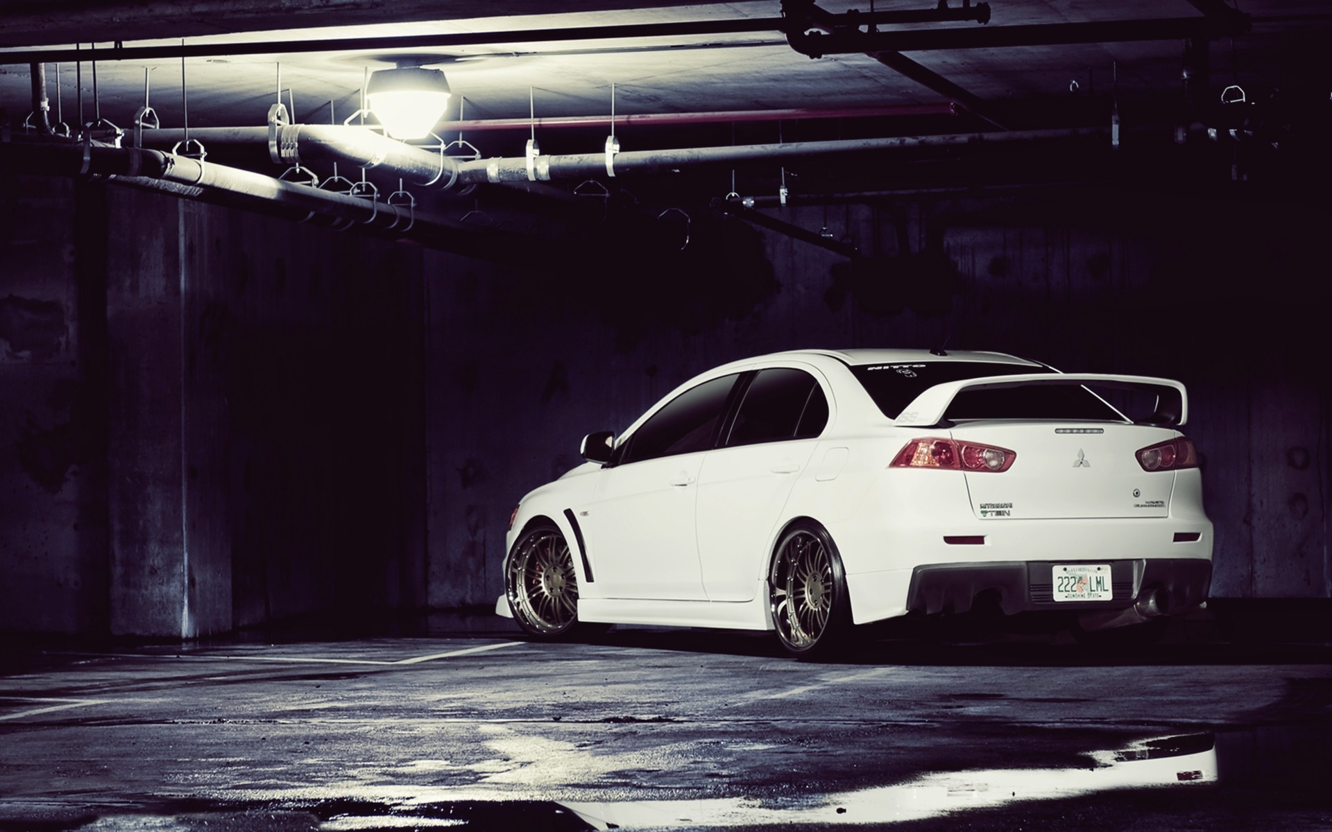 Mitsubishi Lancer Evolution X HD Wallpaper · 1920x1200 Mitsubishi Lancer  Evolution X ...