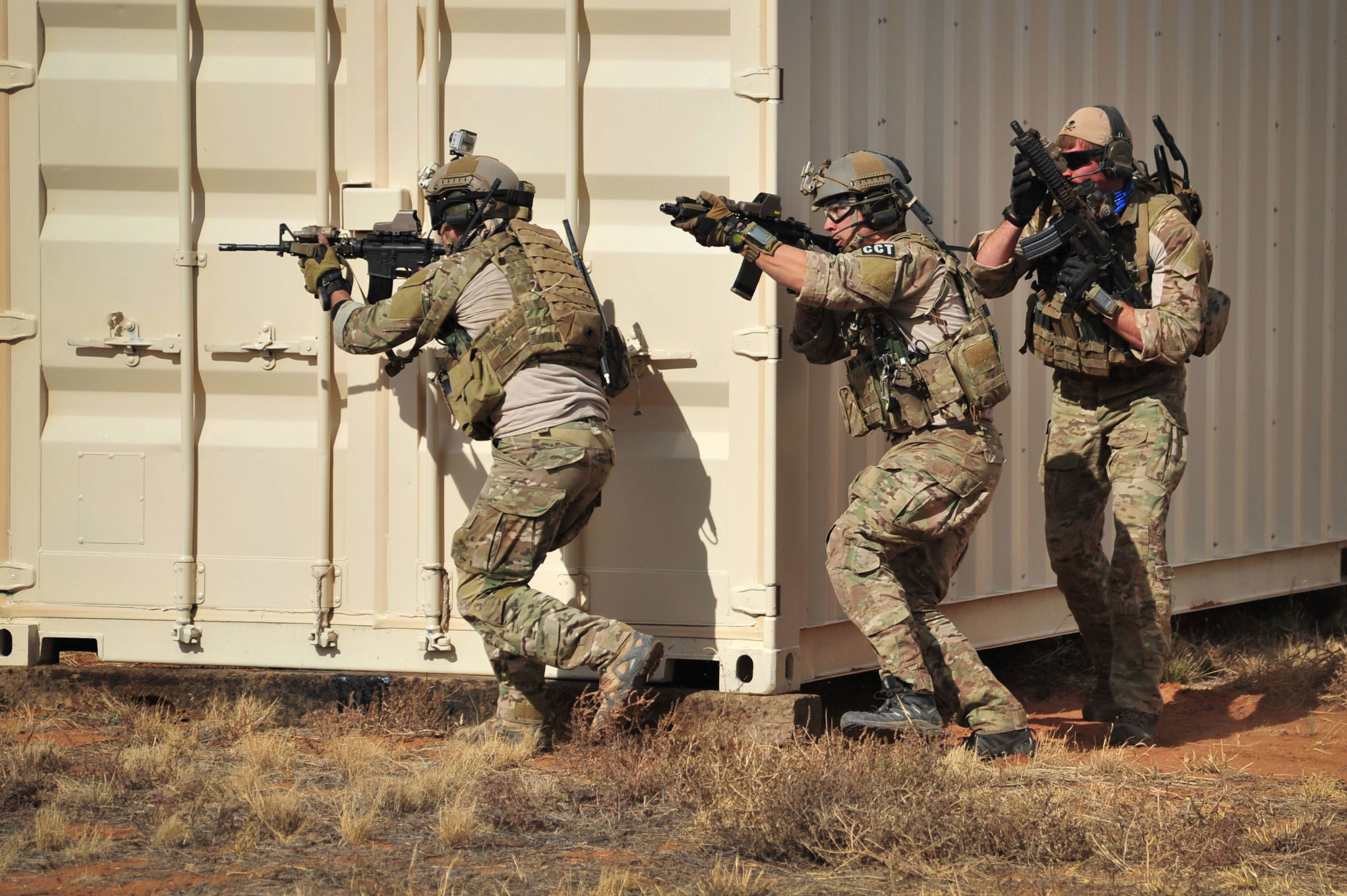 special operations team demo - HD2784×1852