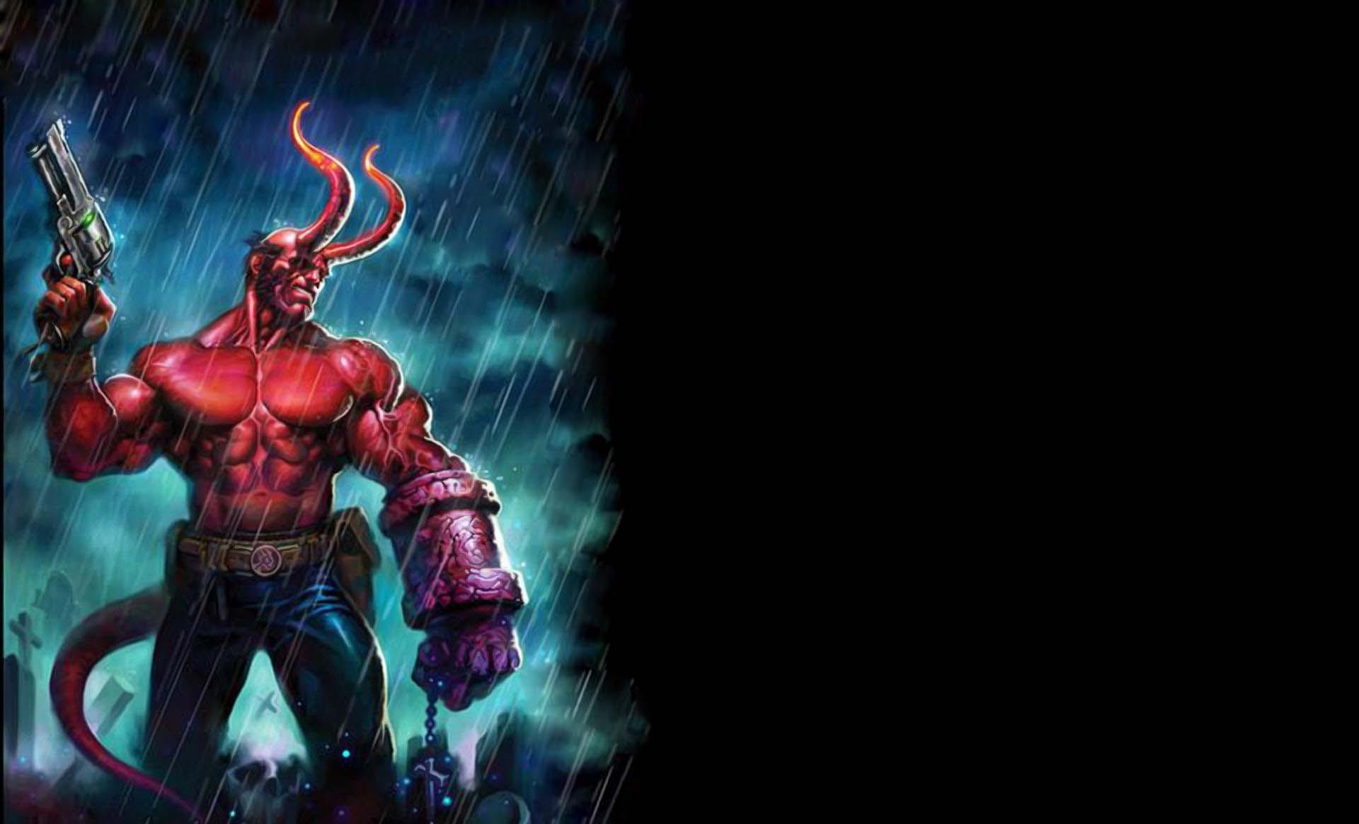 Hellboy Wallpaper Download Free Wallpaper Hd