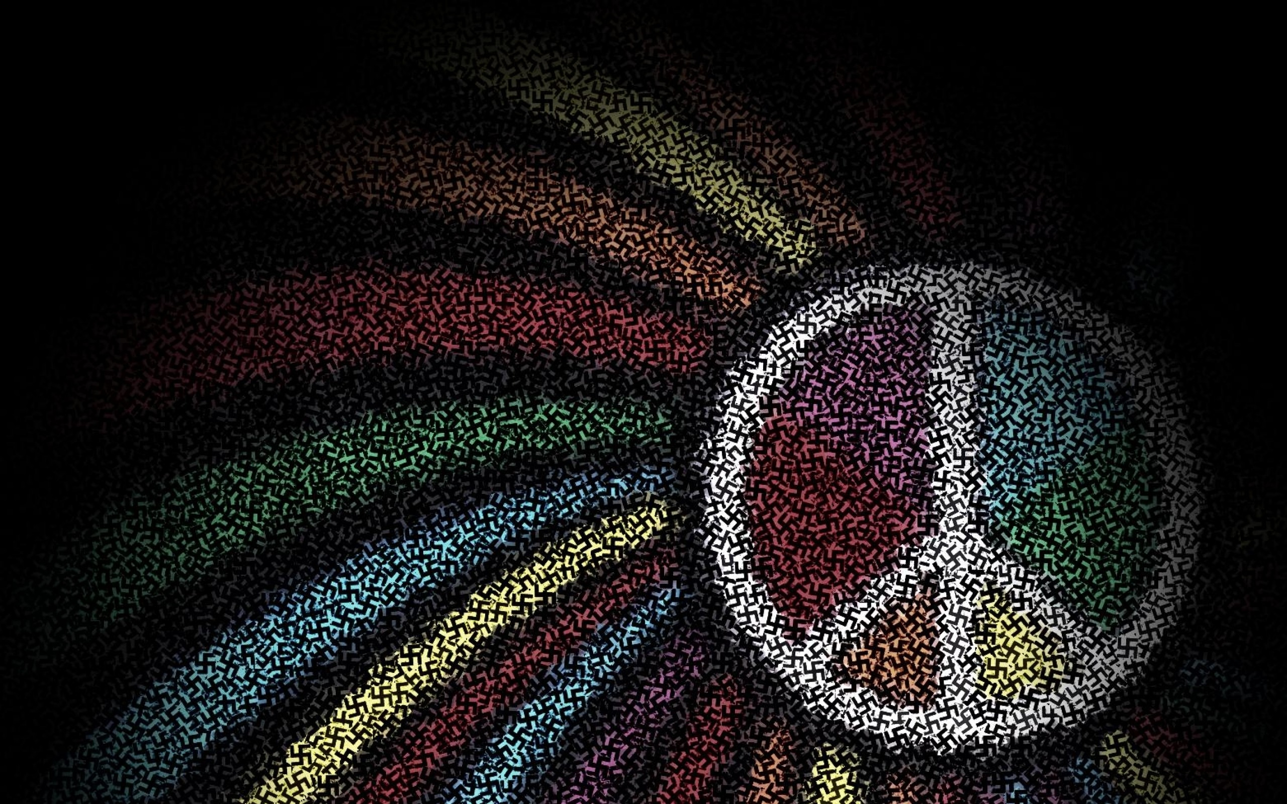 colorful peace sign backgrounds 183��