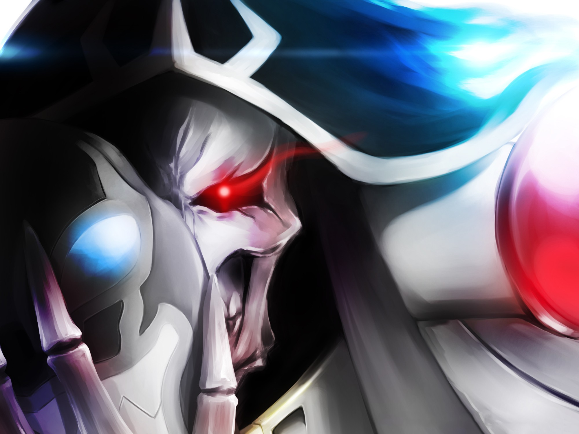 Overlord anime wallpaper download free stunning - Anime backgrounds hd 1920x1080 ...