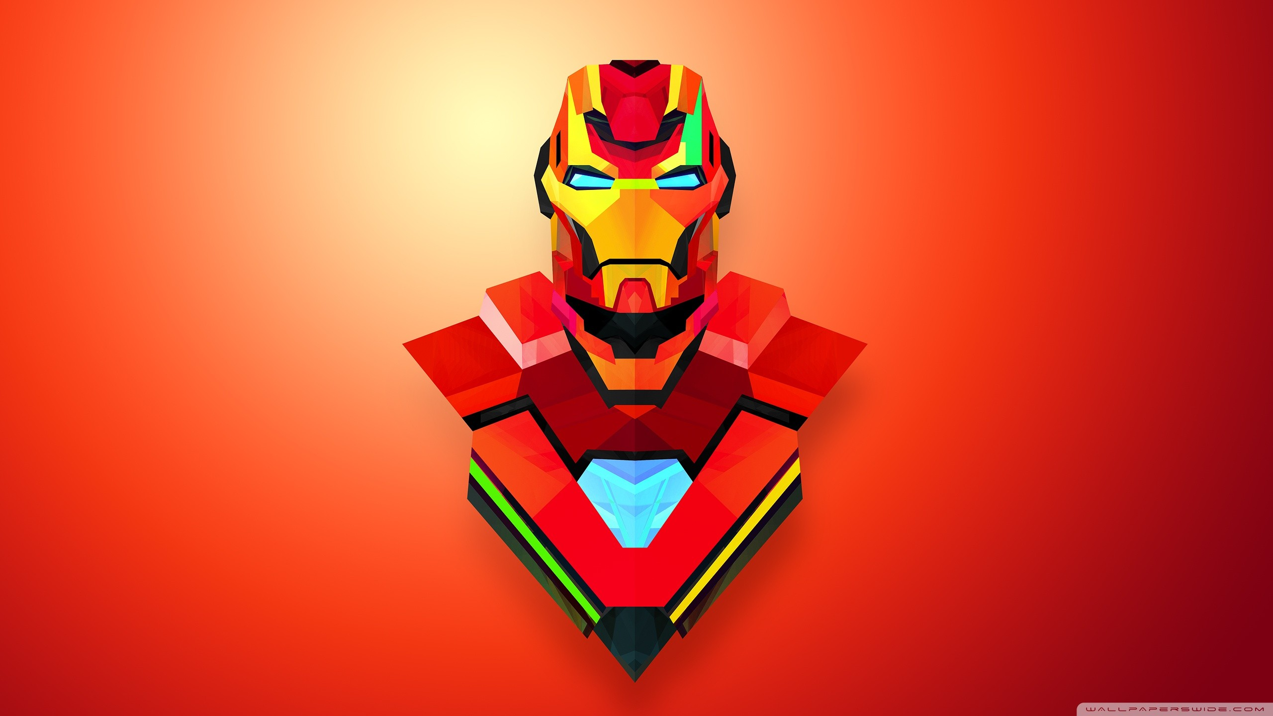 Ironman Wallpaper 1920x1080 4k