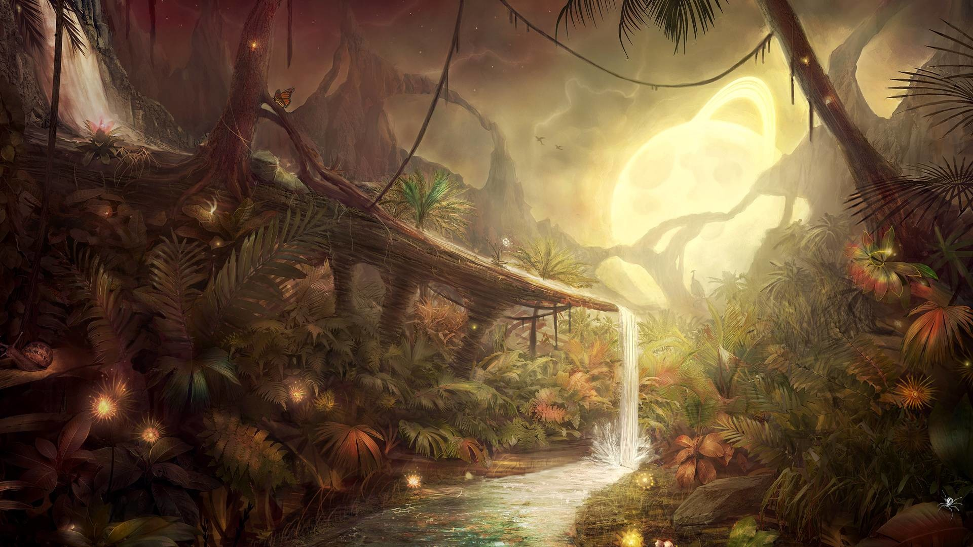 fantasy hd wallpapers 1920x1080 ·①