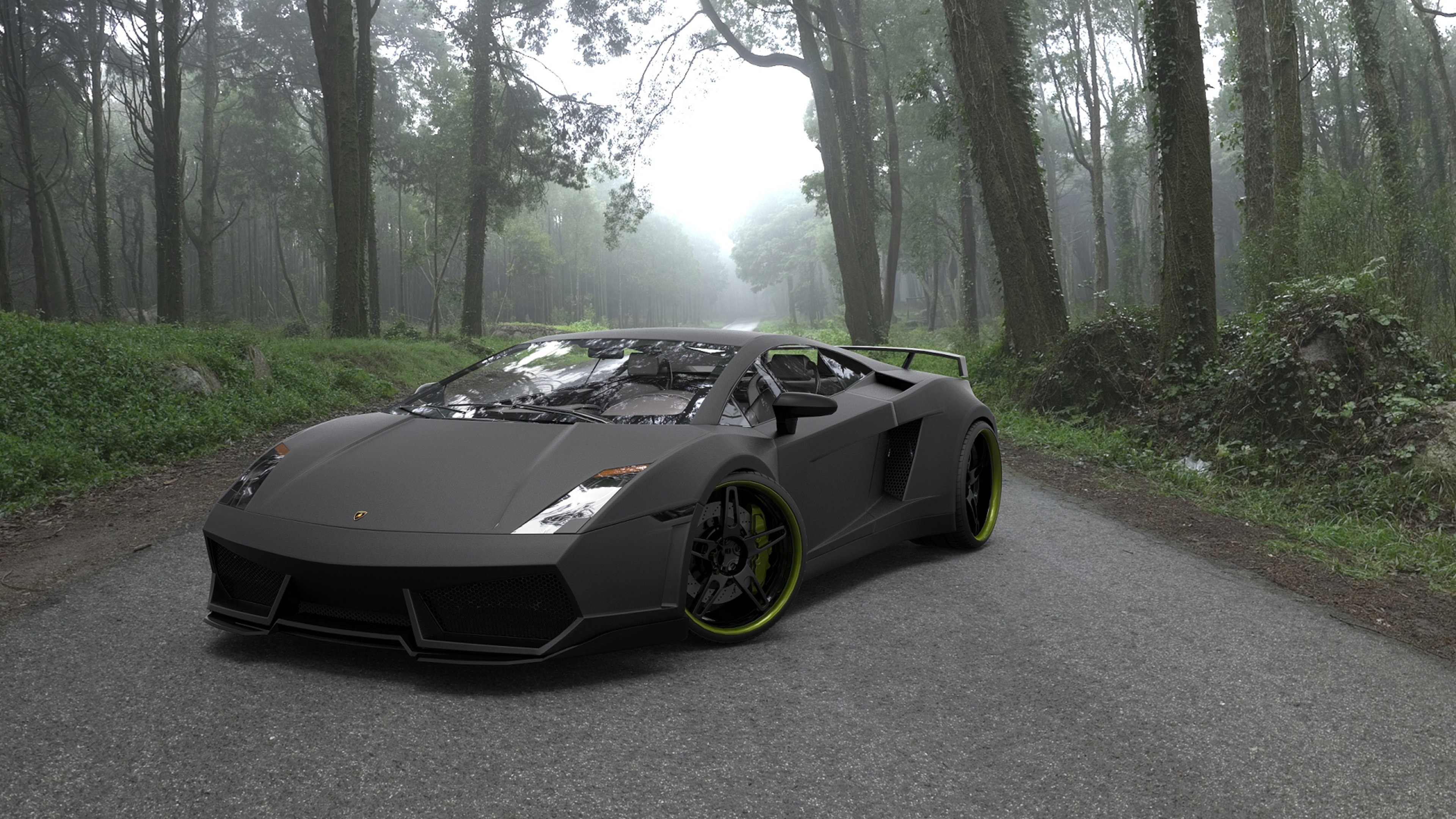 Black Lykan Hypersport kommt in den USA an Auto Modelle
