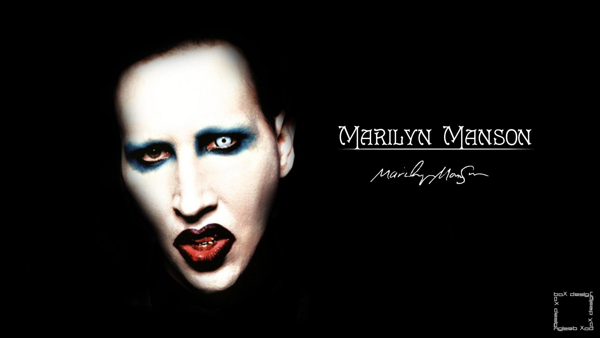 Marilyn Manson pseudonimo di Brian Hugh Warner Canton 5 gennaio 1969 è un cantautore e attore statunitense noto per essere il frontman della band omonima
