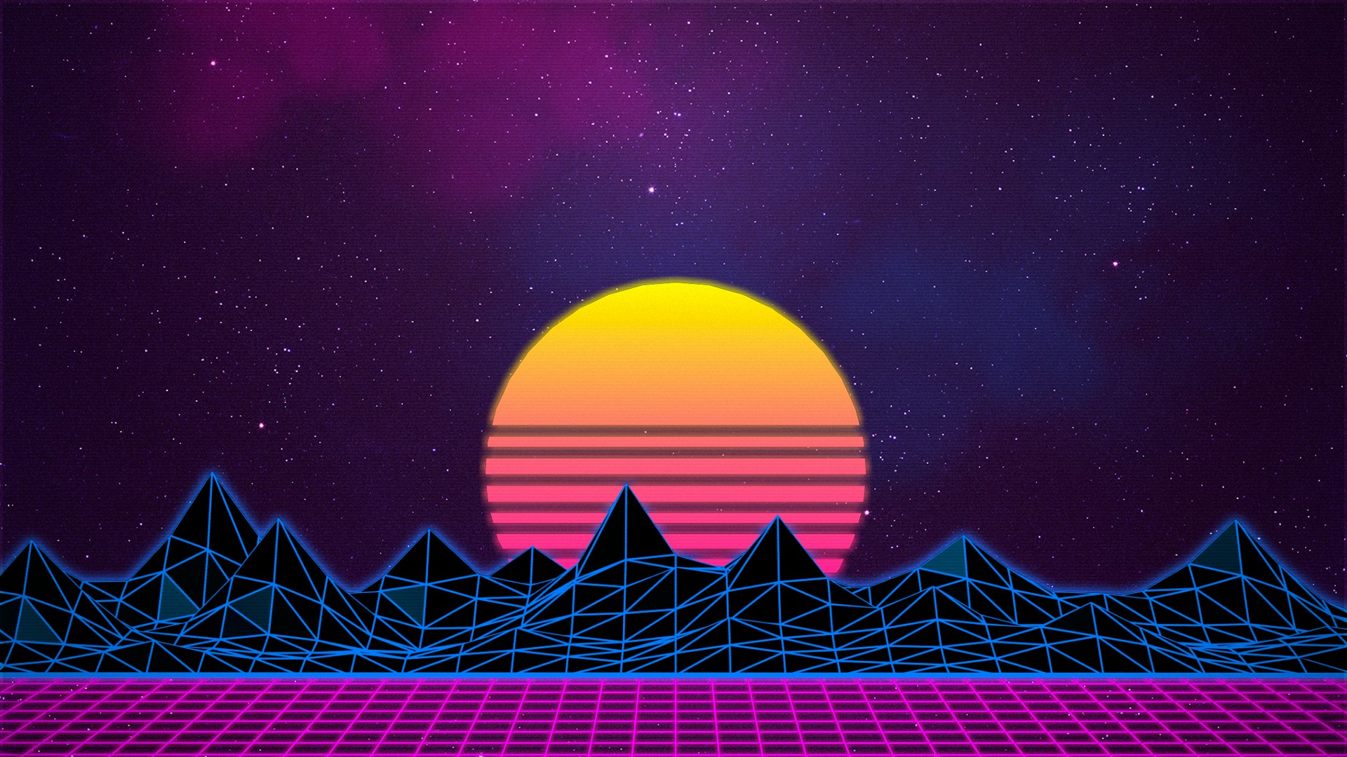 vaporwave wallpaper 1920x1080 download free awesome full hd