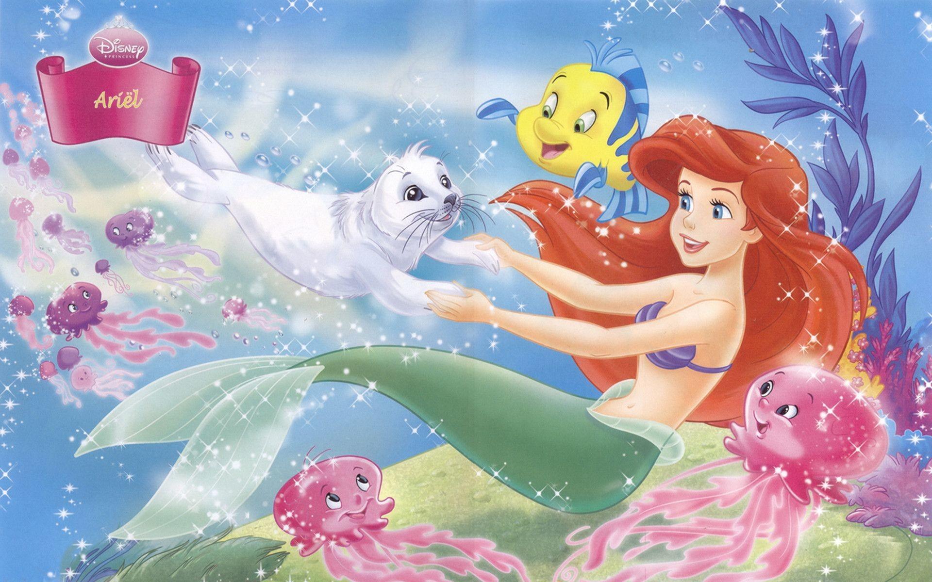 Disney Princesses Wallpaper Wallpapertag