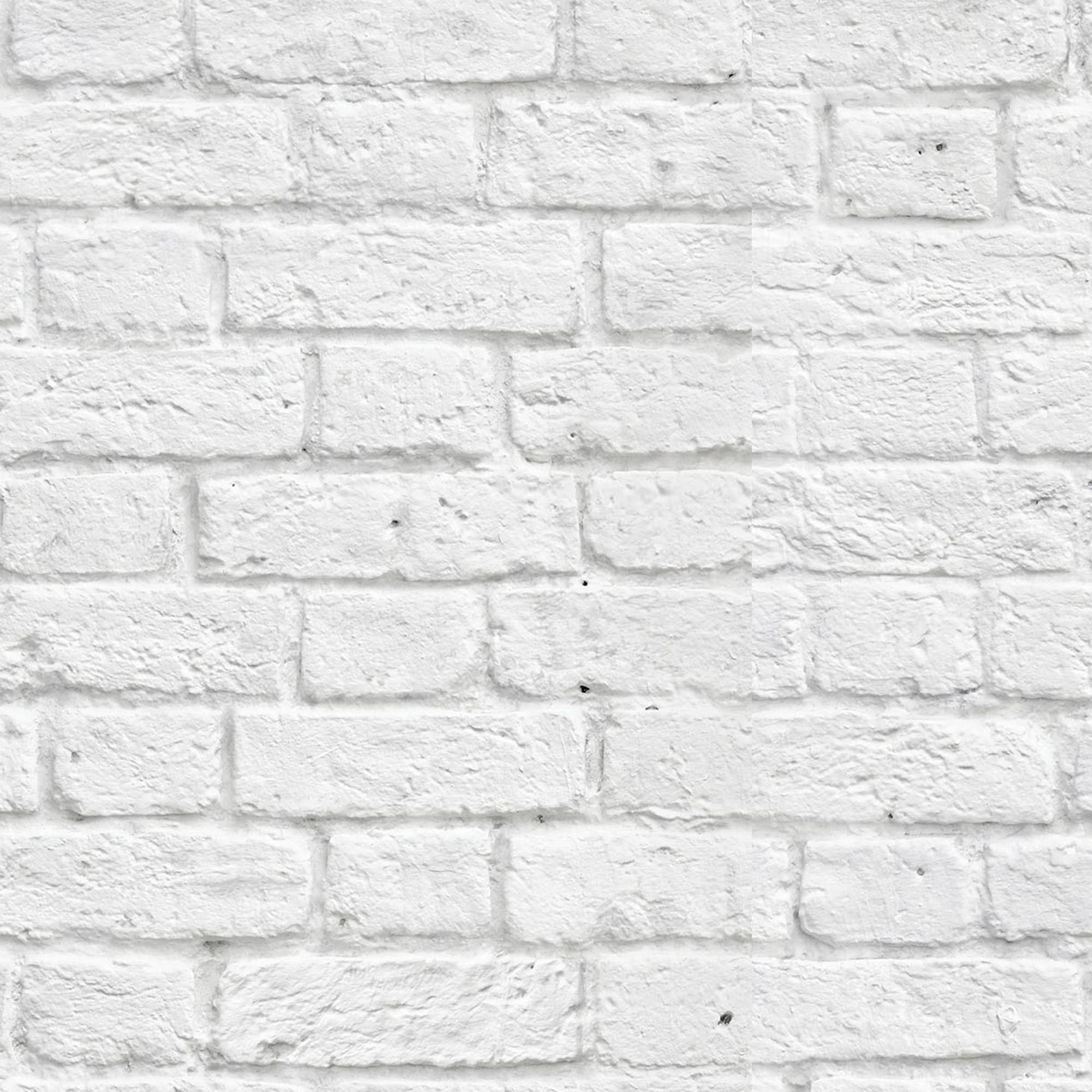 Pink Brick Wallpaper ·①