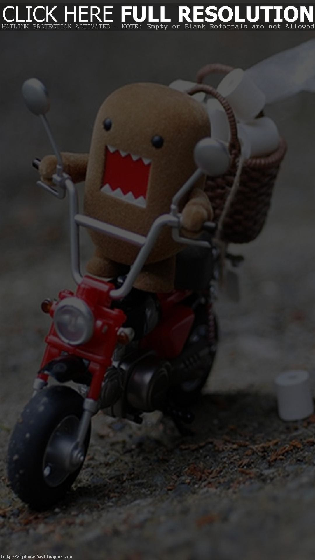 Cute Domo Wallpaper 1