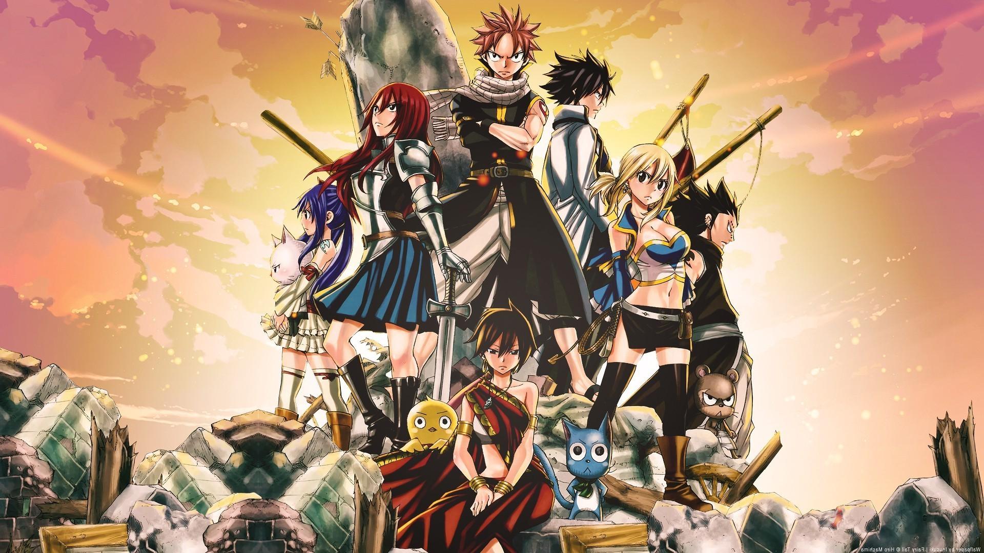 Anime Wallpaper 1366x768 1