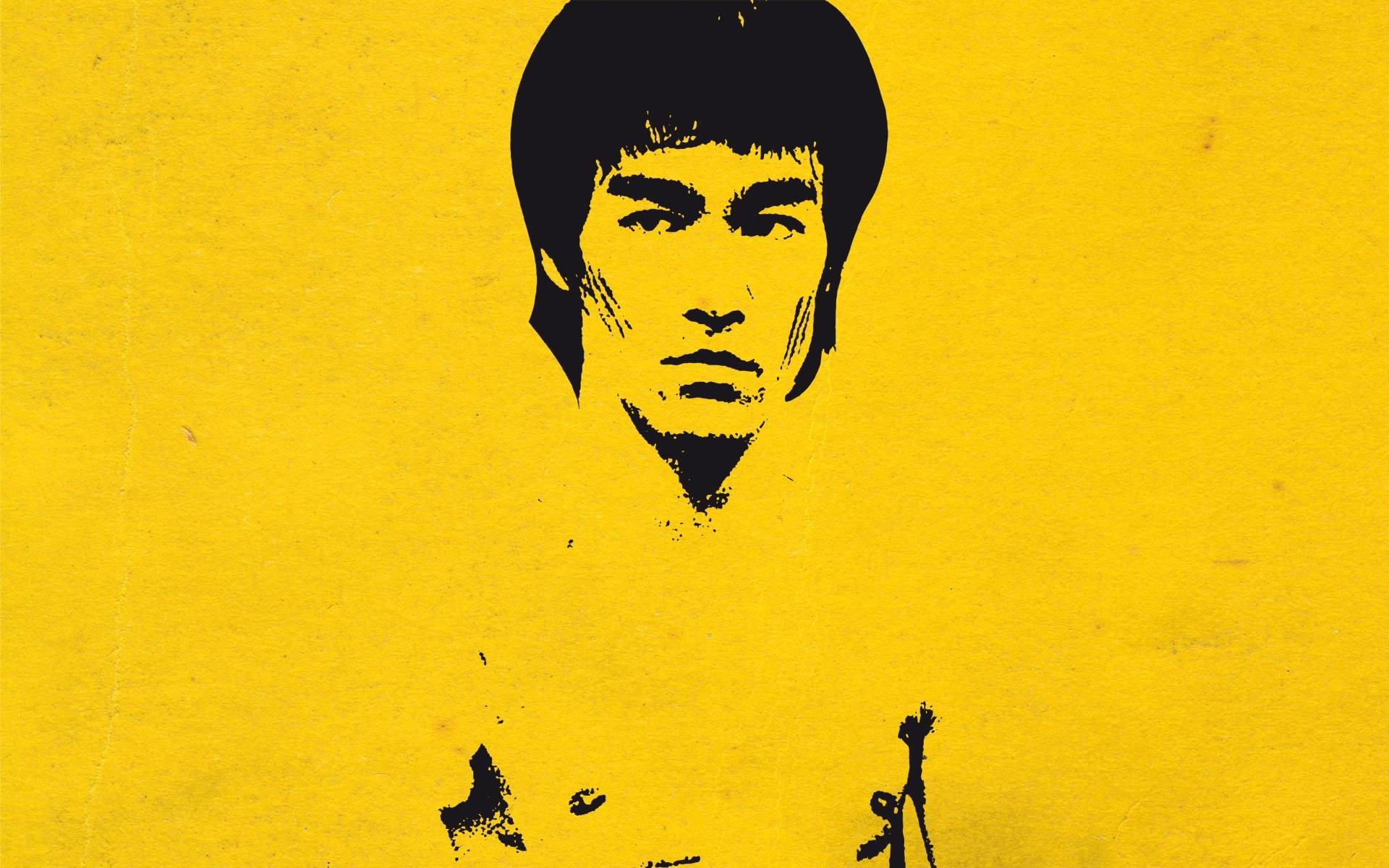 Bruce Lee Background