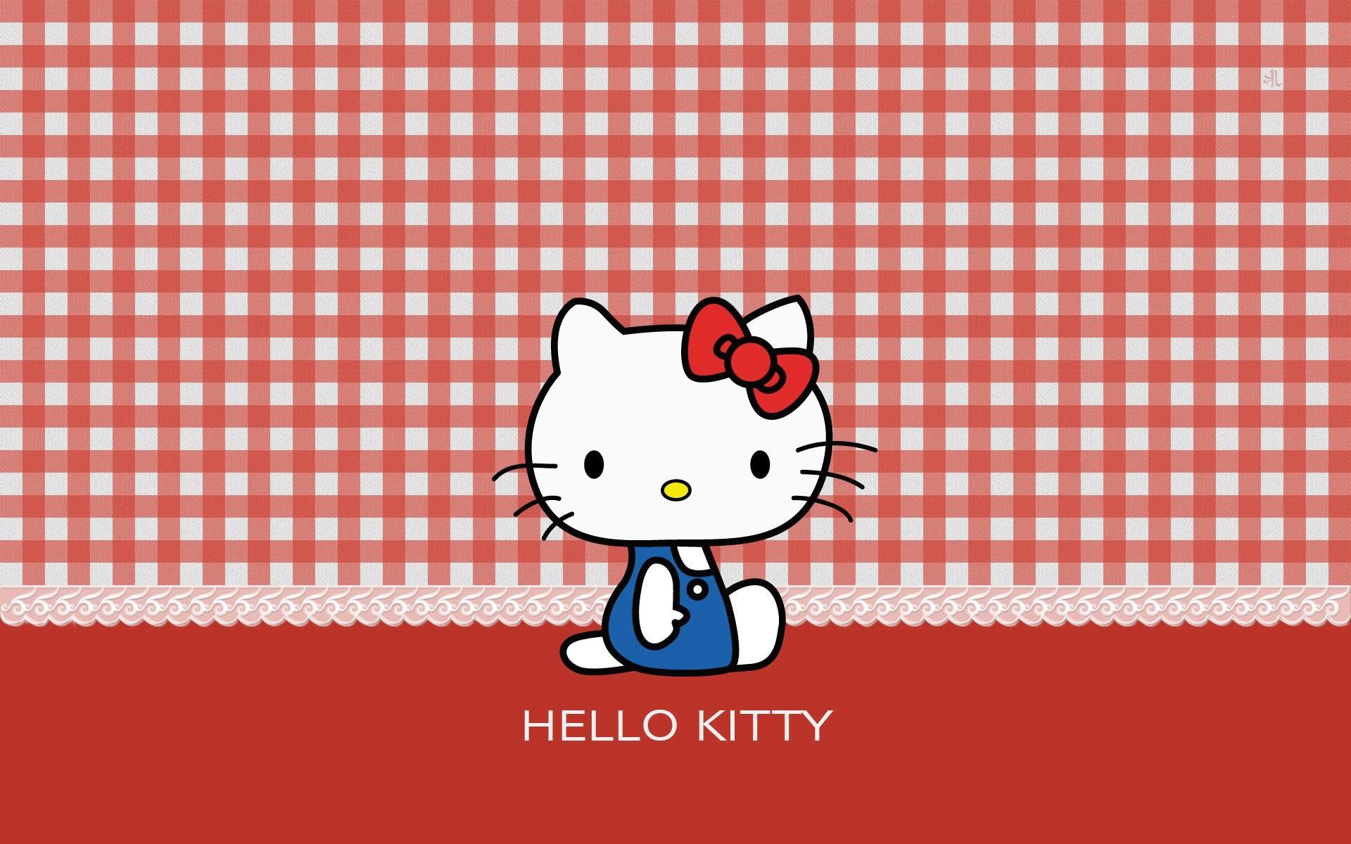 Hello Kitty Hd Wallpaper Wallpapertag