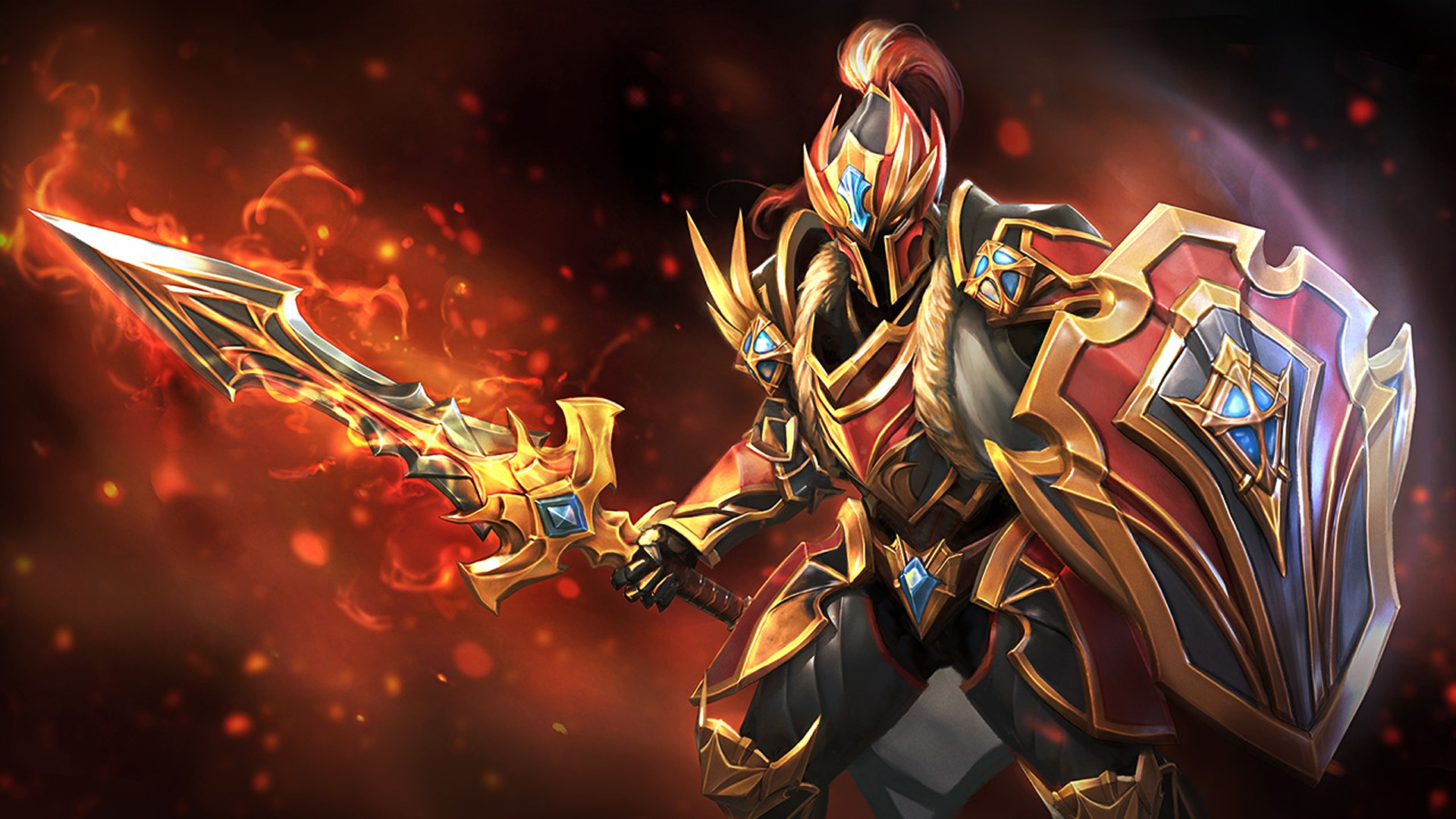 1920x1080 Dragon Knight Dota 2 Wallpaper 3