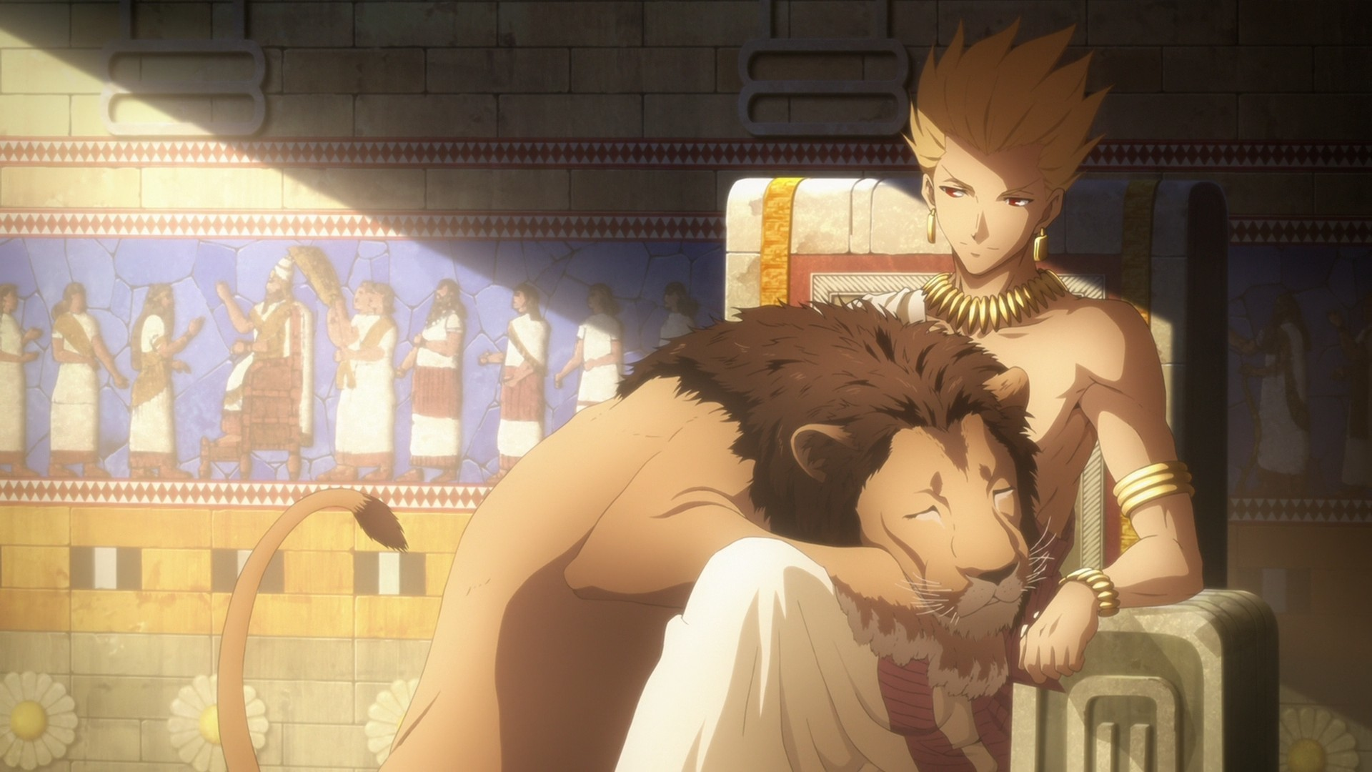 an analysis of the theme of companionship in the epic of gilgamesh Free essay: love and death in the epic of gilgamesh abstract: the most interesting stories invariably are about love and death these two themes underlie the.