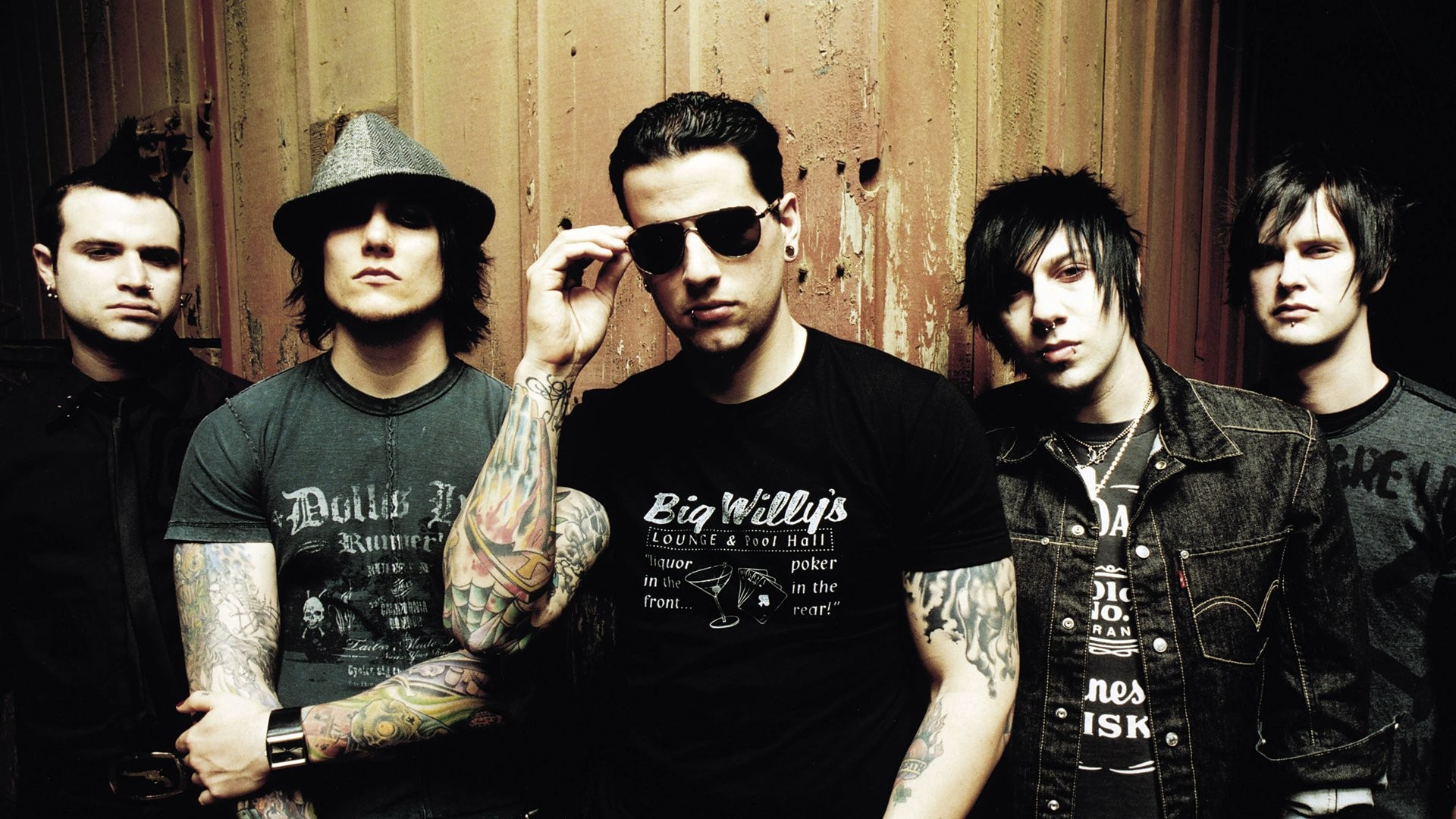 Avenged Sevenfold Wallpaper 1 Download Free Cool HD Backgrounds
