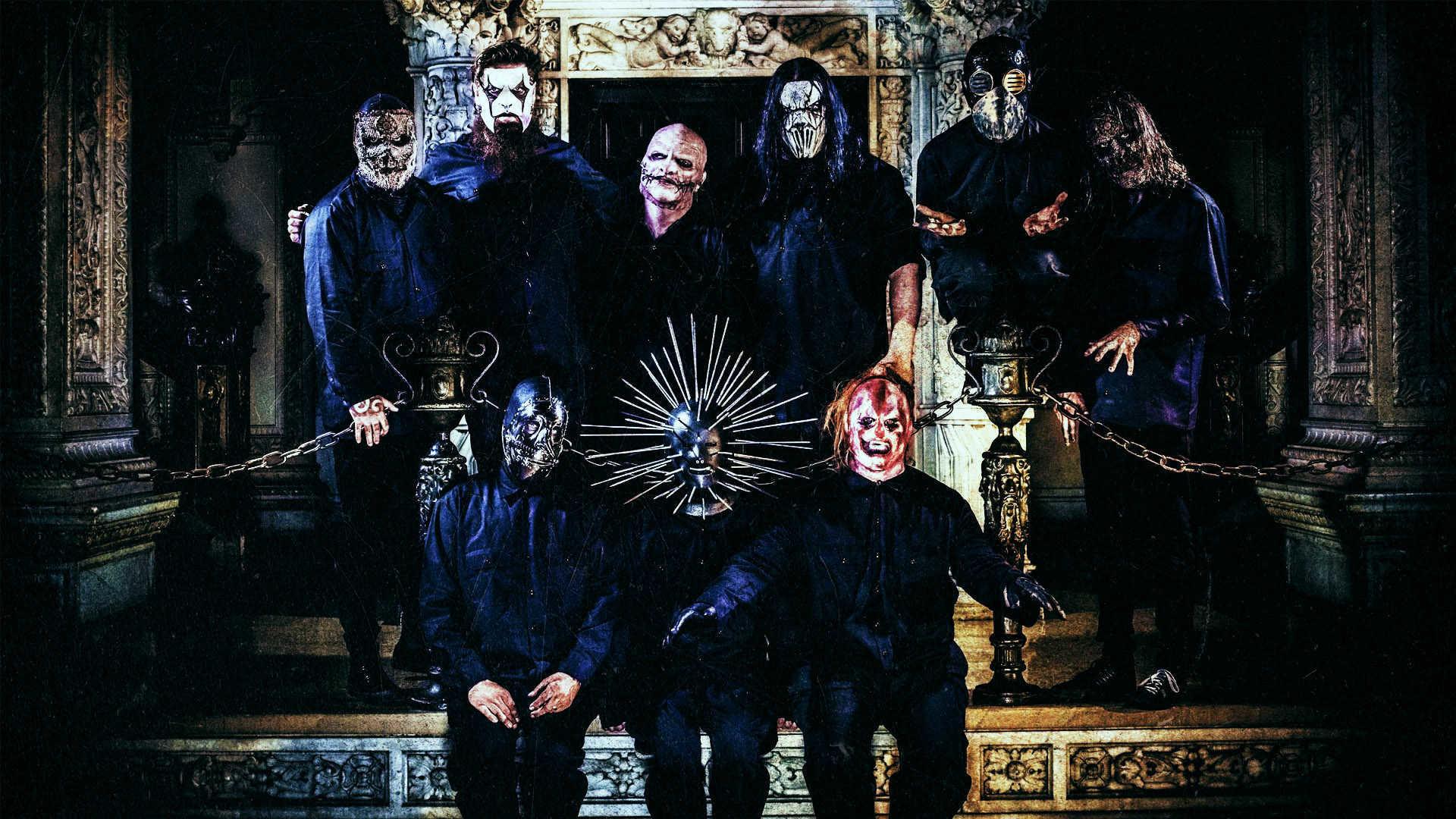Slipknot 2017 Wallpaper ·①