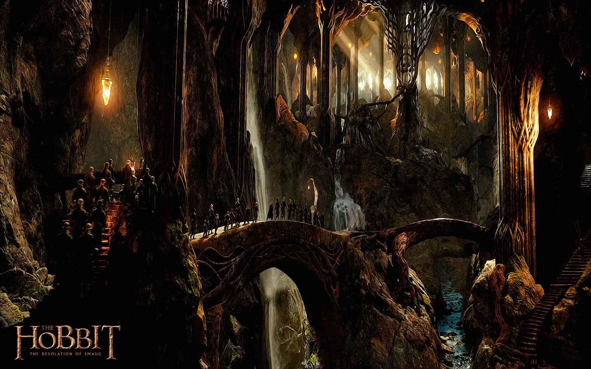 Le Hobbit la Désolation de Smaug est un film réalisé par Peter Jackson avec Martin Freeman Richard Armitage Synopsis Les aventures de Bilbon Sacquet