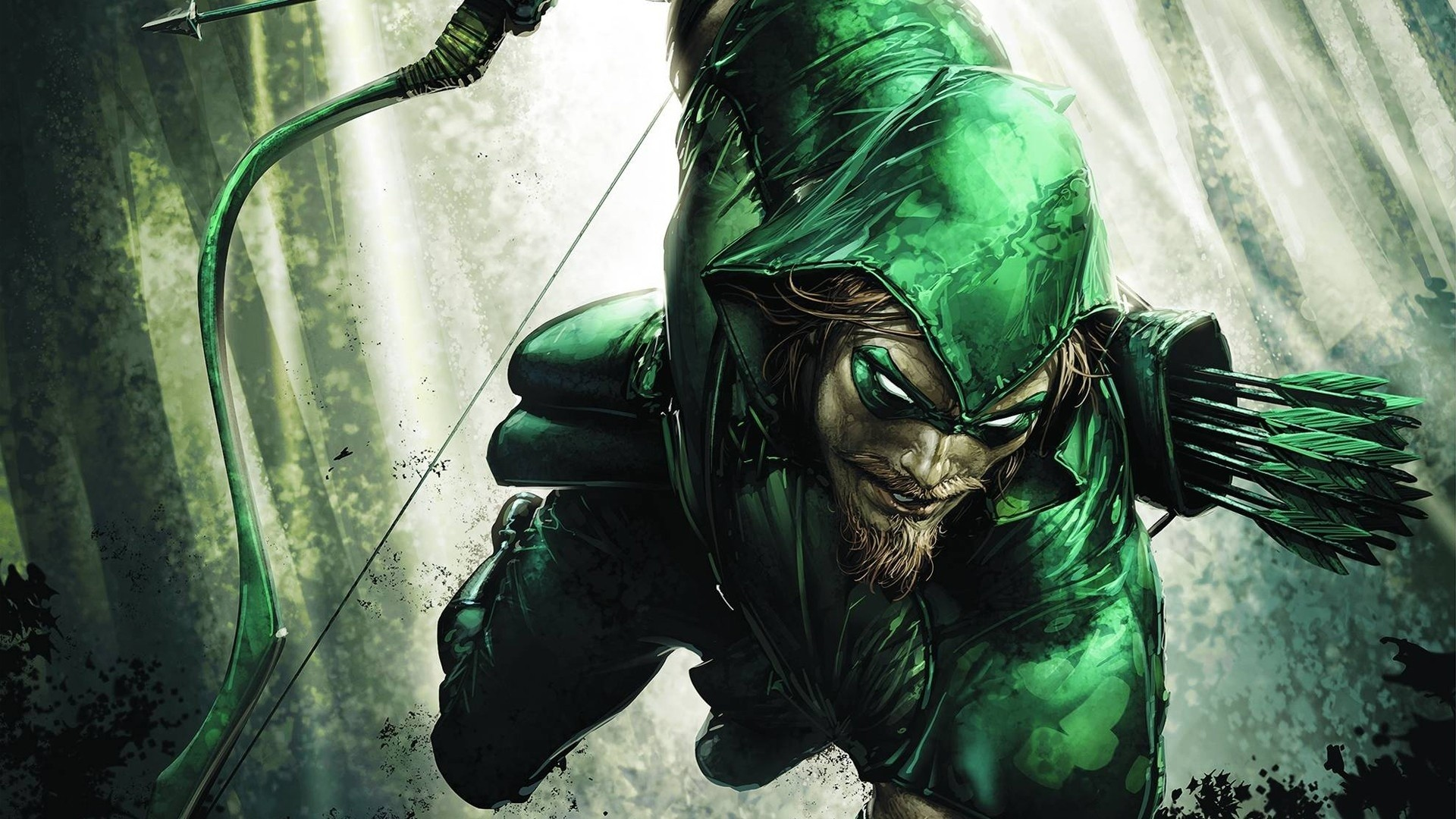 Green Arrow wallpaper ·① Download free awesome full HD