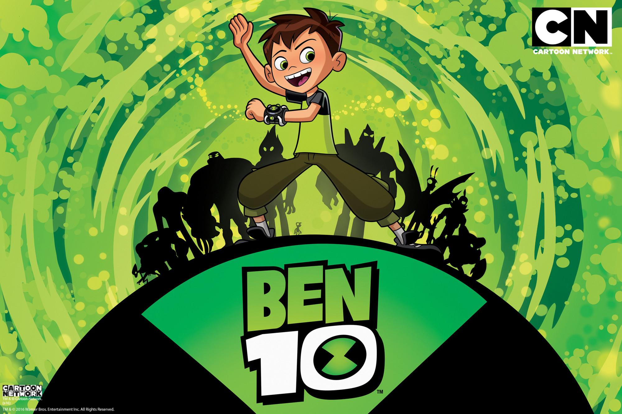 Ben 10: Ben 10 Wallpapers ·① WallpaperTag