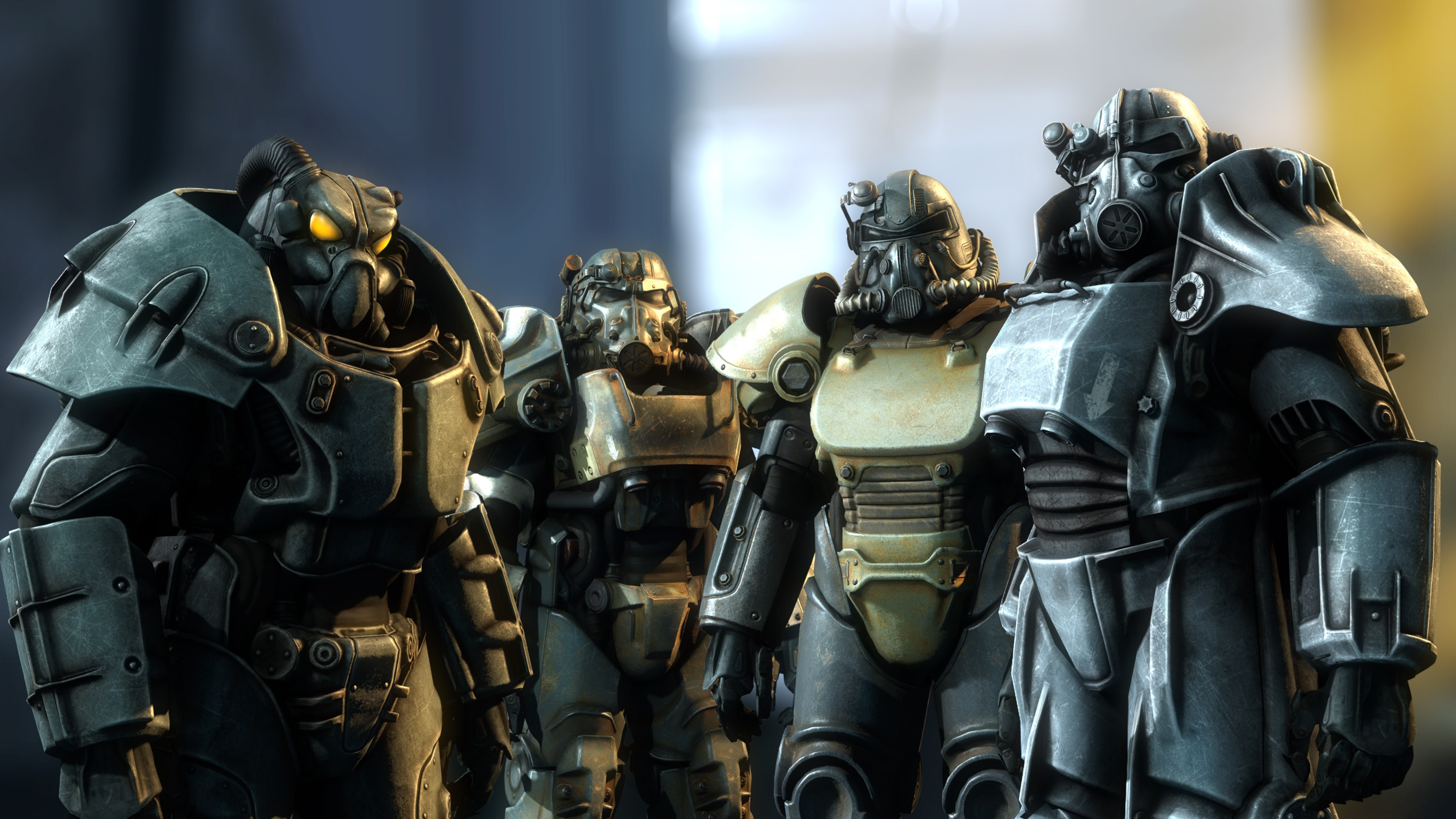 Fallout 4 Power Armor wallpaper ·① Download free cool High ...