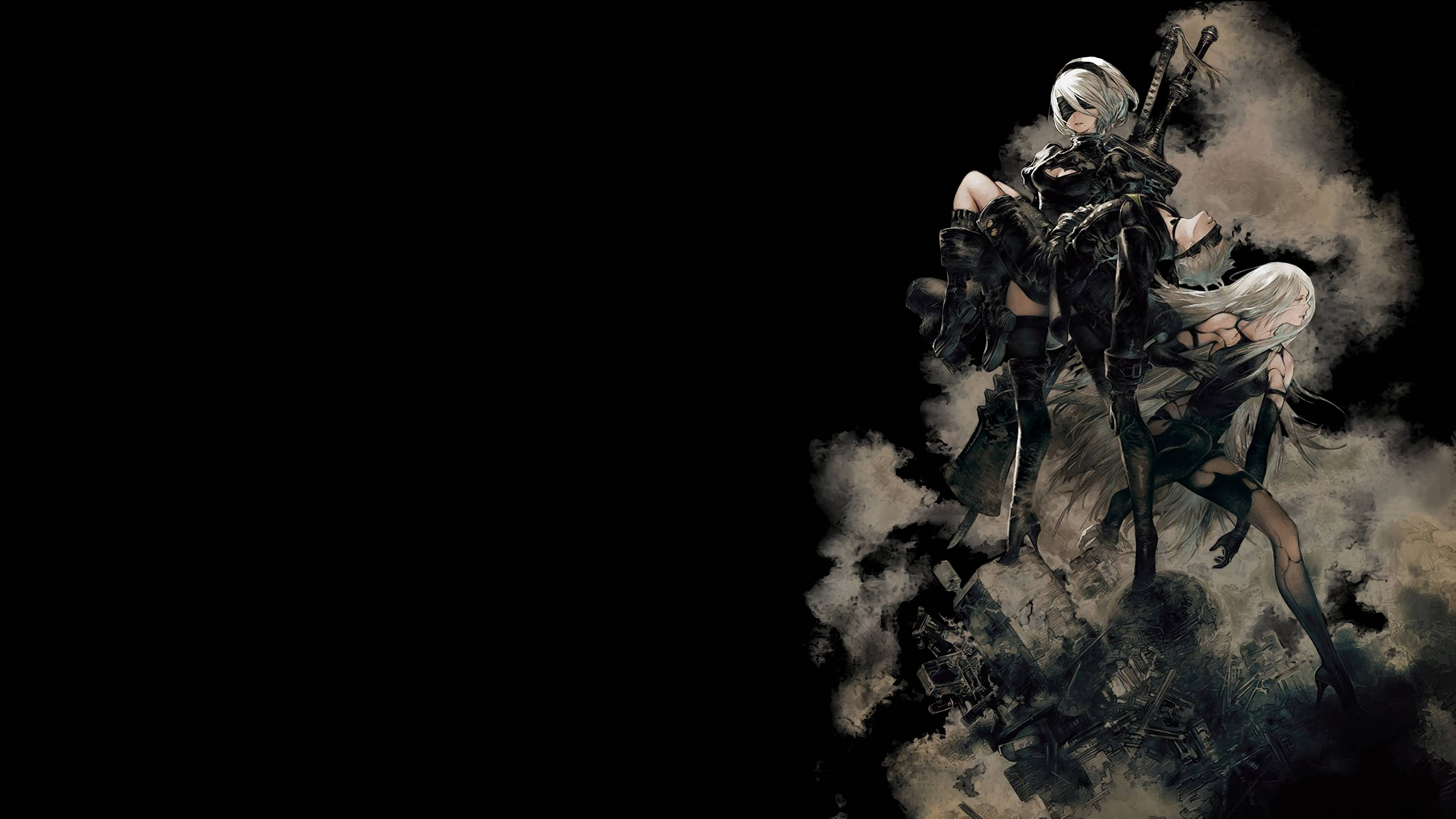 Nier Automata Wallpapers Or Desktop Backgrounds: Nier Automata Wallpaper ·① Download Free Cool High