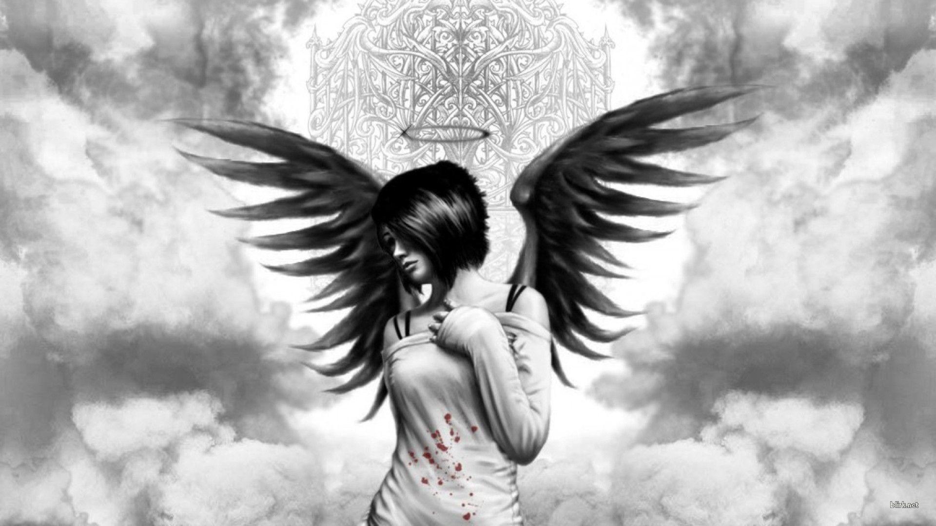dark angel wallpapers wallpapertag