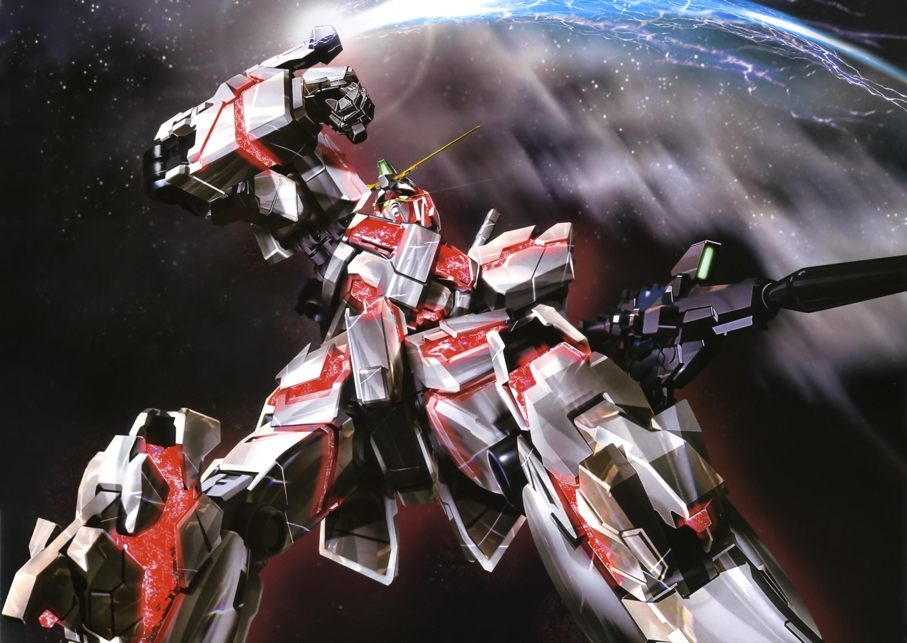 Gundam Unicorn Wallpaper ·①