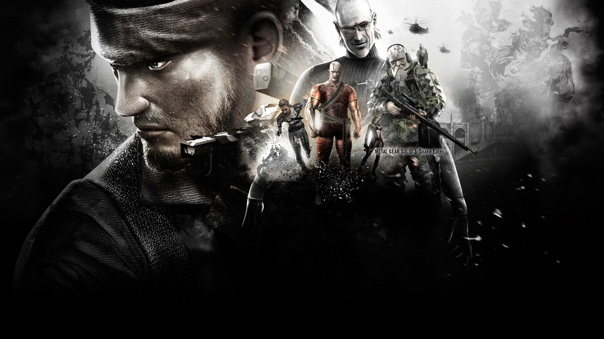 Metal Gear Solid Wallpaper Hd Wallpapertag