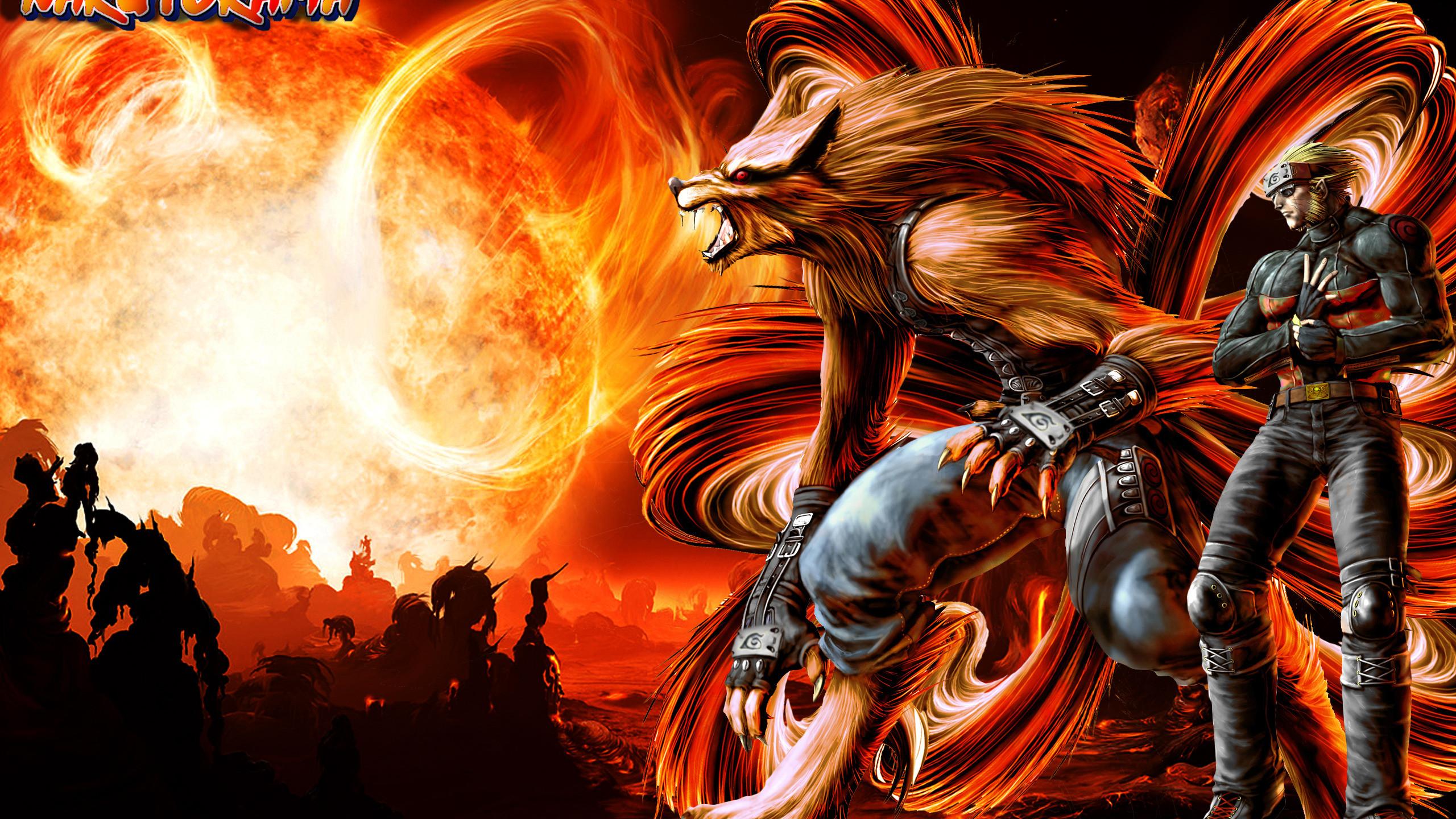 Naruto Nine Tails Wallpaper ·① WallpaperTag