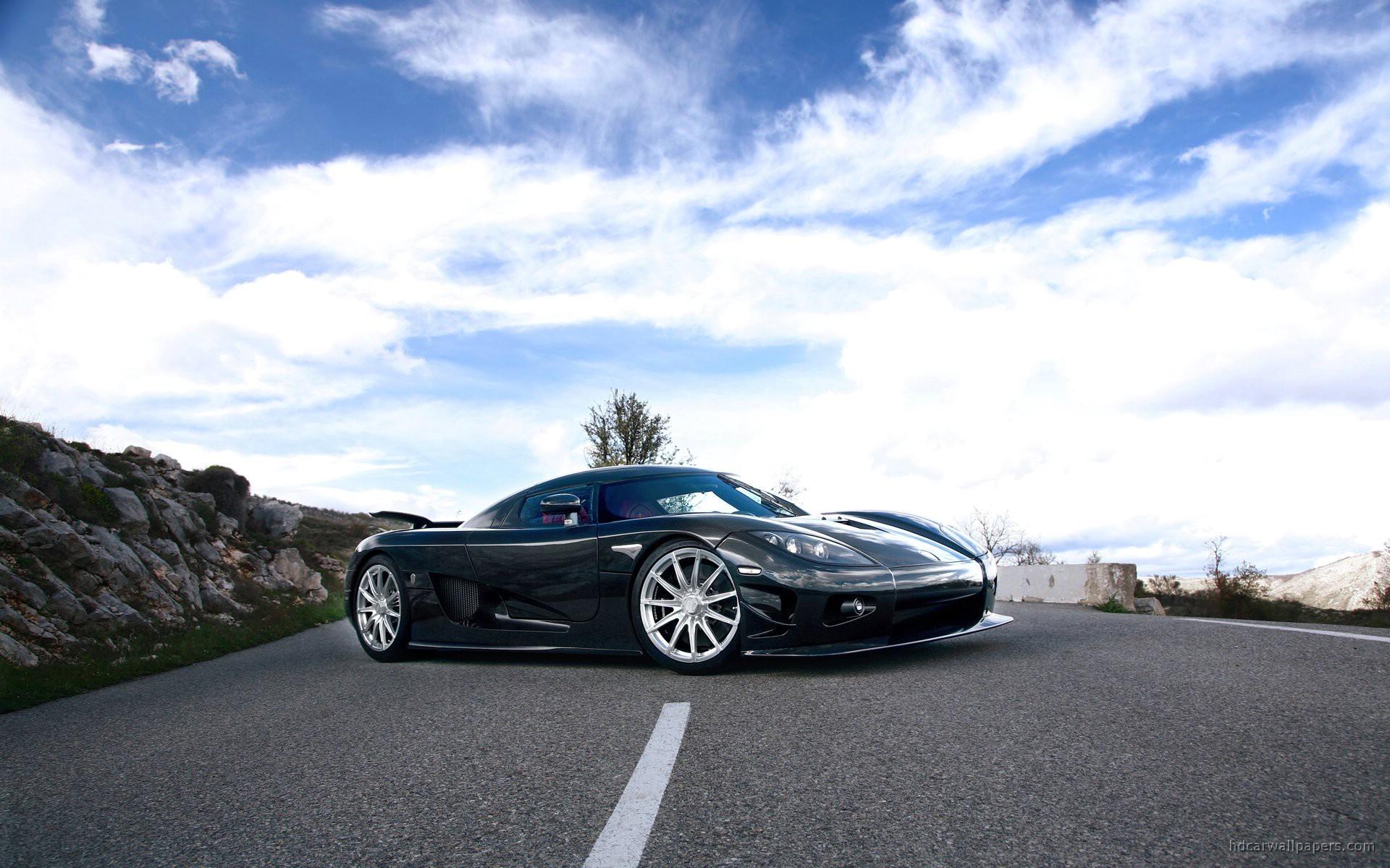 Koenigsegg ...