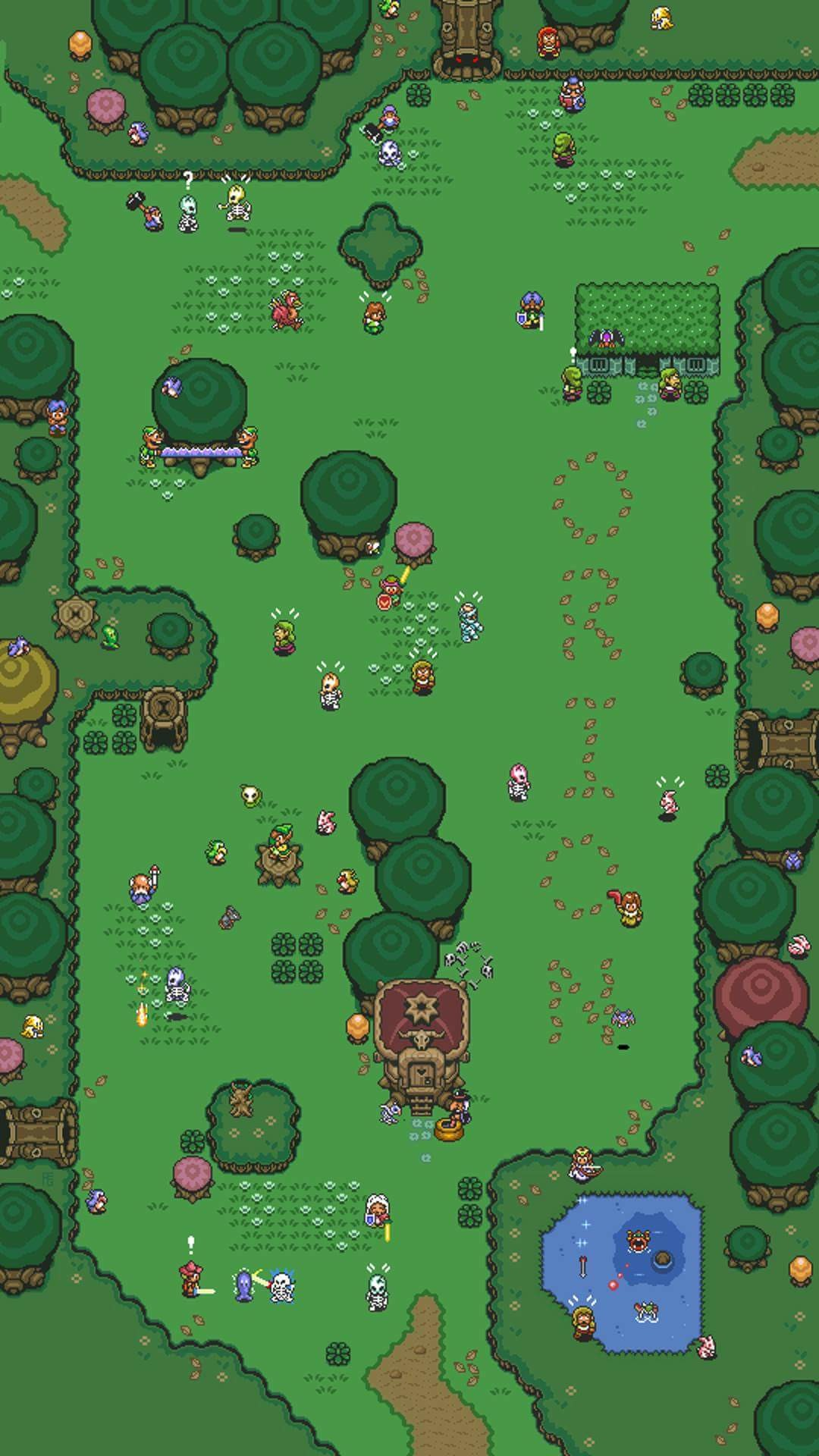 Link To The Past Wallpaper ① Wallpapertag