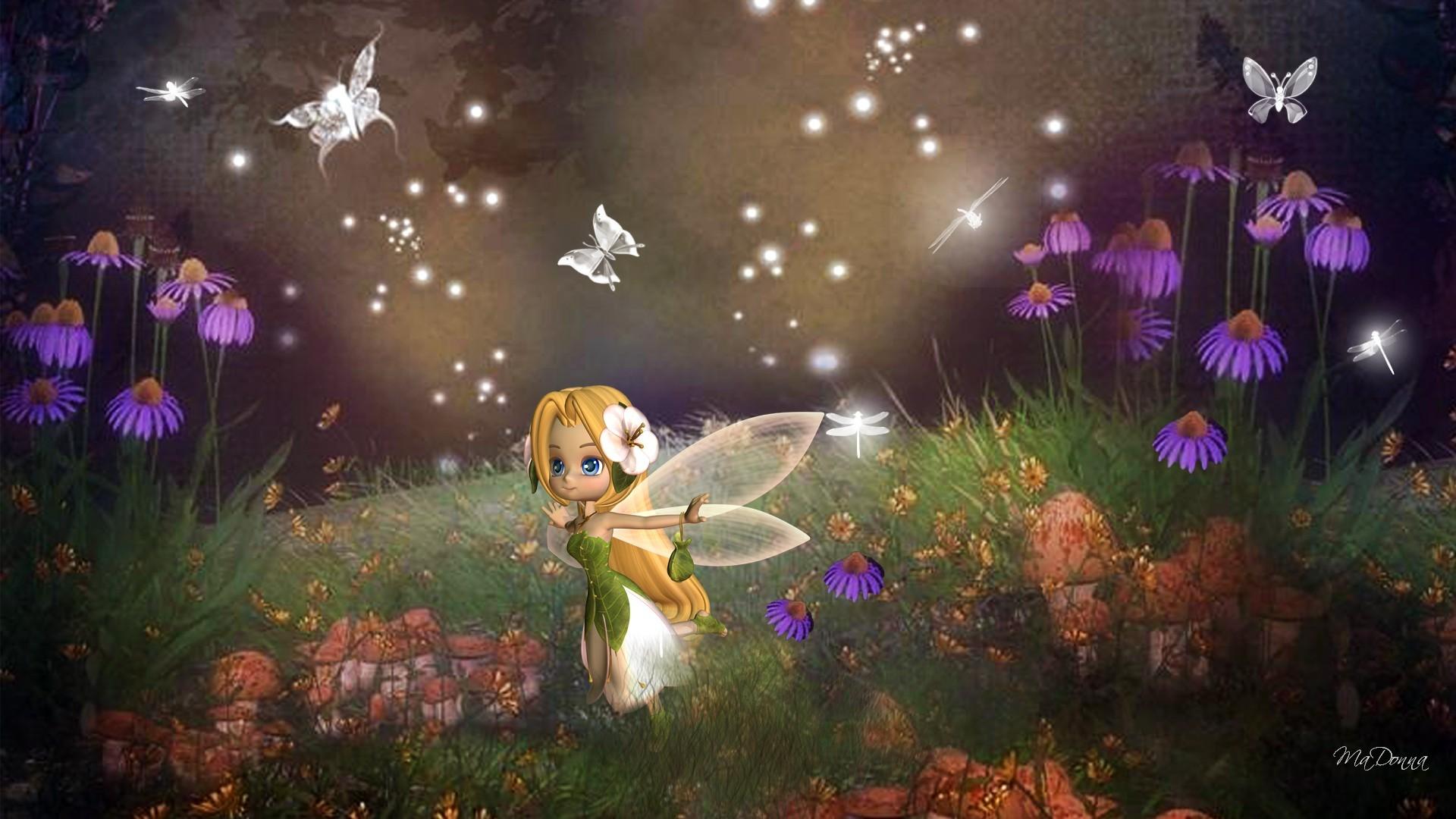 Beautiful fairies wallpapers - Free fairy wallpaper and screensavers ...