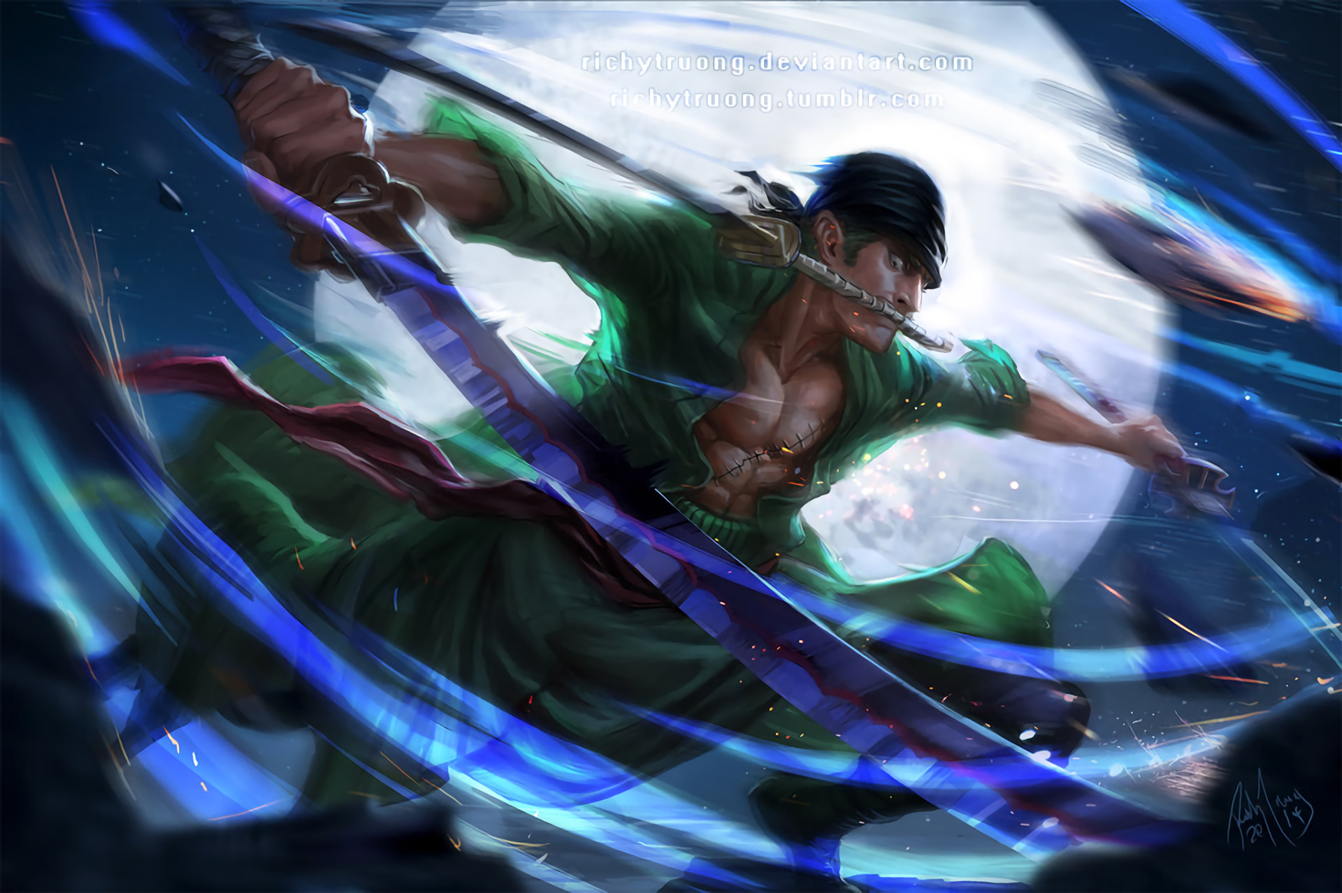 Zoro one piece wallpapers wallpapertag - One piece wallpaper hd ...