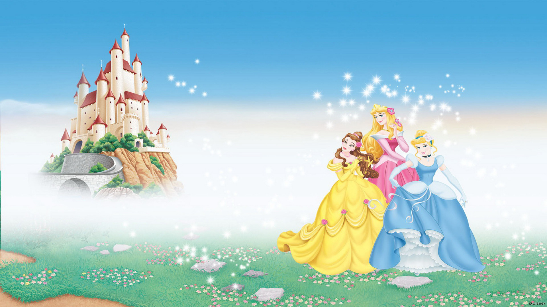 Princess Disney Wallpaper Wallpapertag