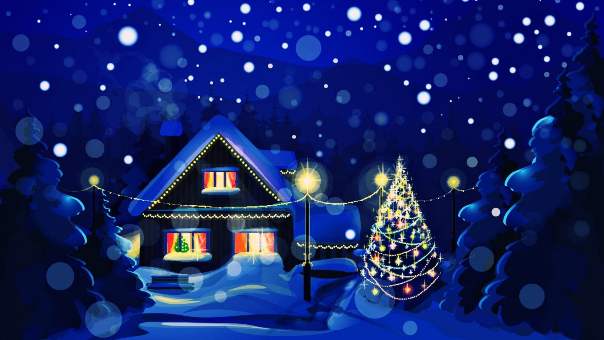 HD Christmas Wallpaper ·① Download Free Cool Full HD