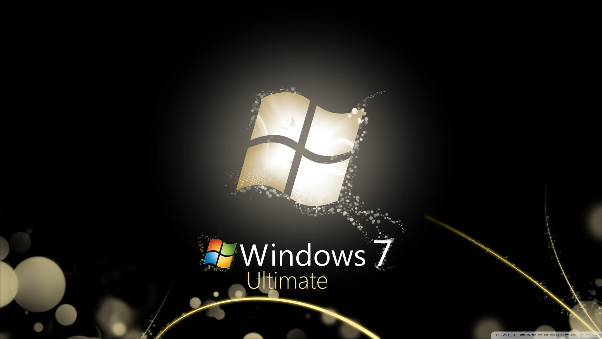 windows 7 hd wallpaper ·①