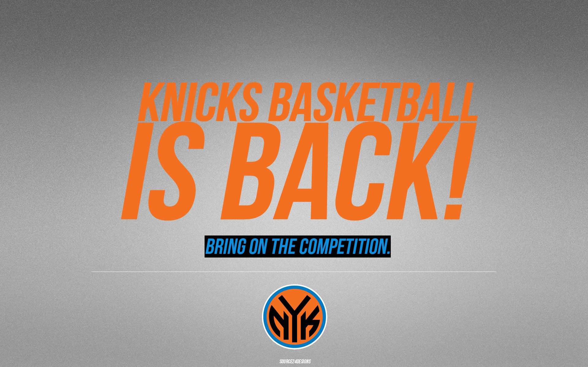 New york knicks wallpapers 1920x1200 new york knicks wallpaper by ishaanmishra new york knicks wallpaper by ishaanmishra voltagebd Image collections