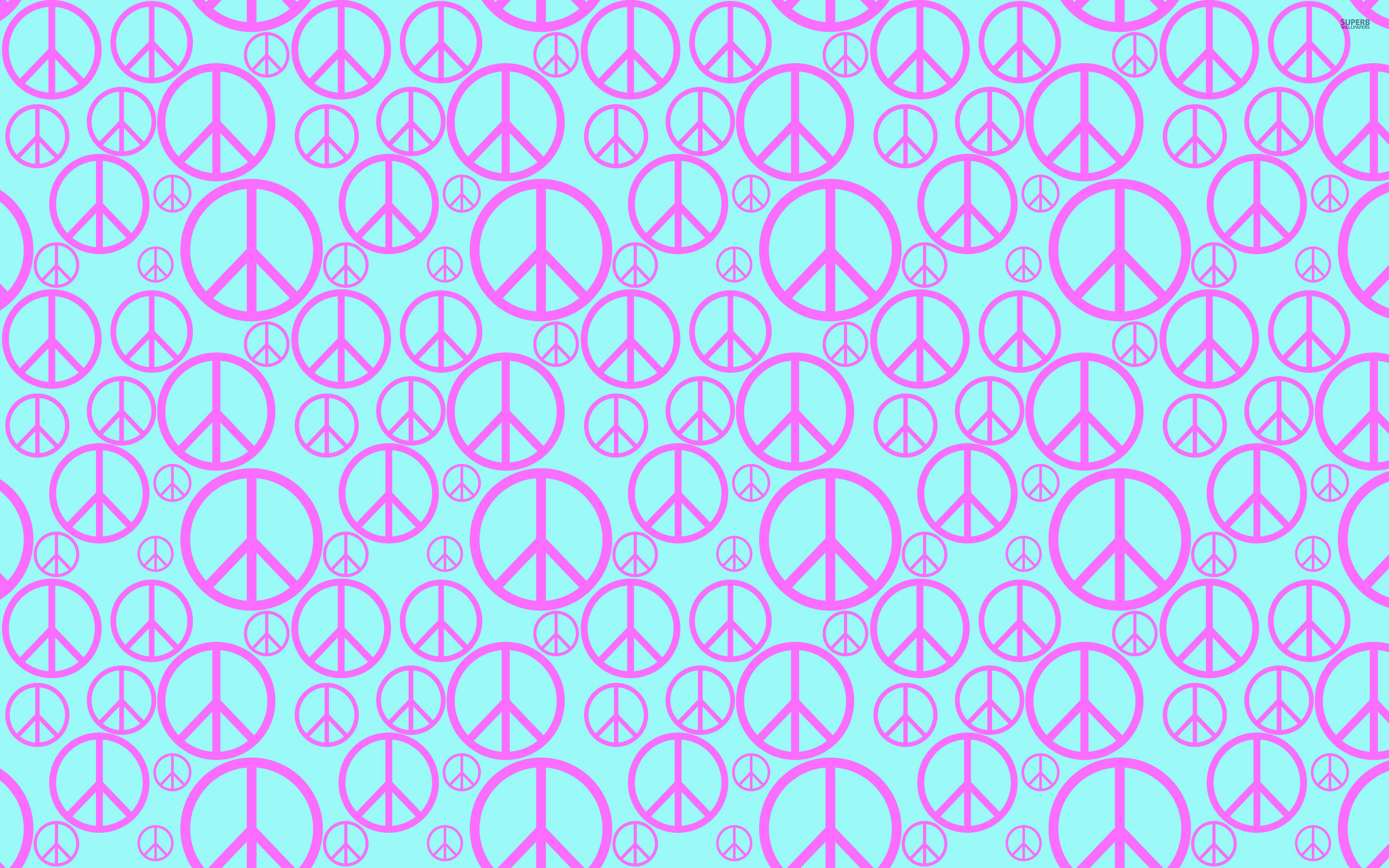 Colorful peace sign backgrounds wallpaper peace sign picture pic wpe007118 voltagebd Gallery