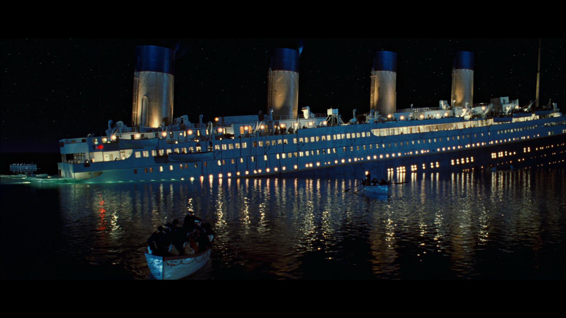 Titanic Sinking Wallpapers ·① WallpaperTag
