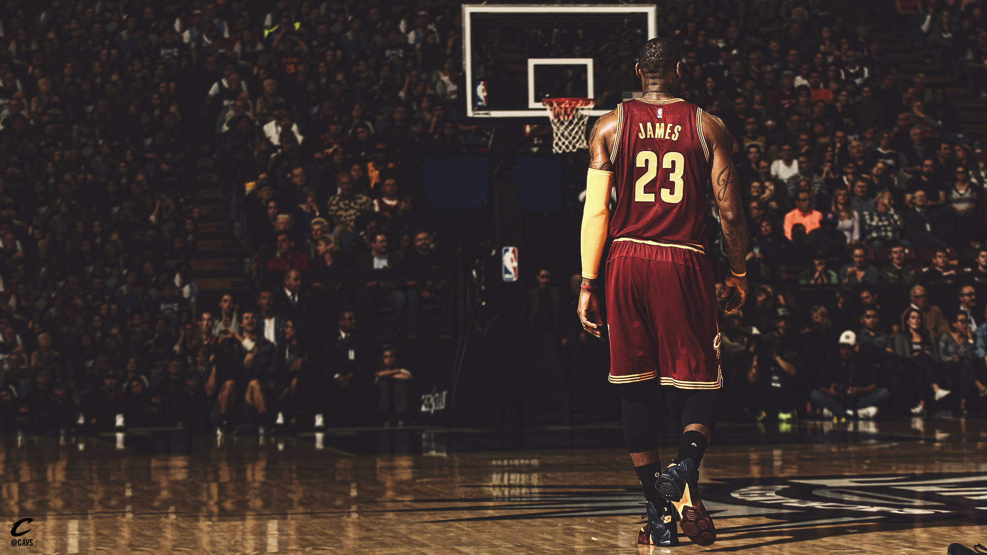 3840x2160 Lebron James Cleveland 2016 HD Wallpapers