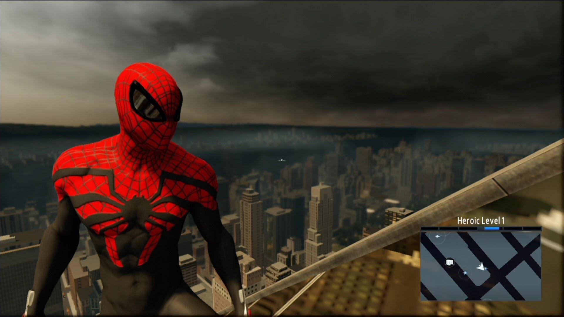superior spider man iphone wallpaper ·①