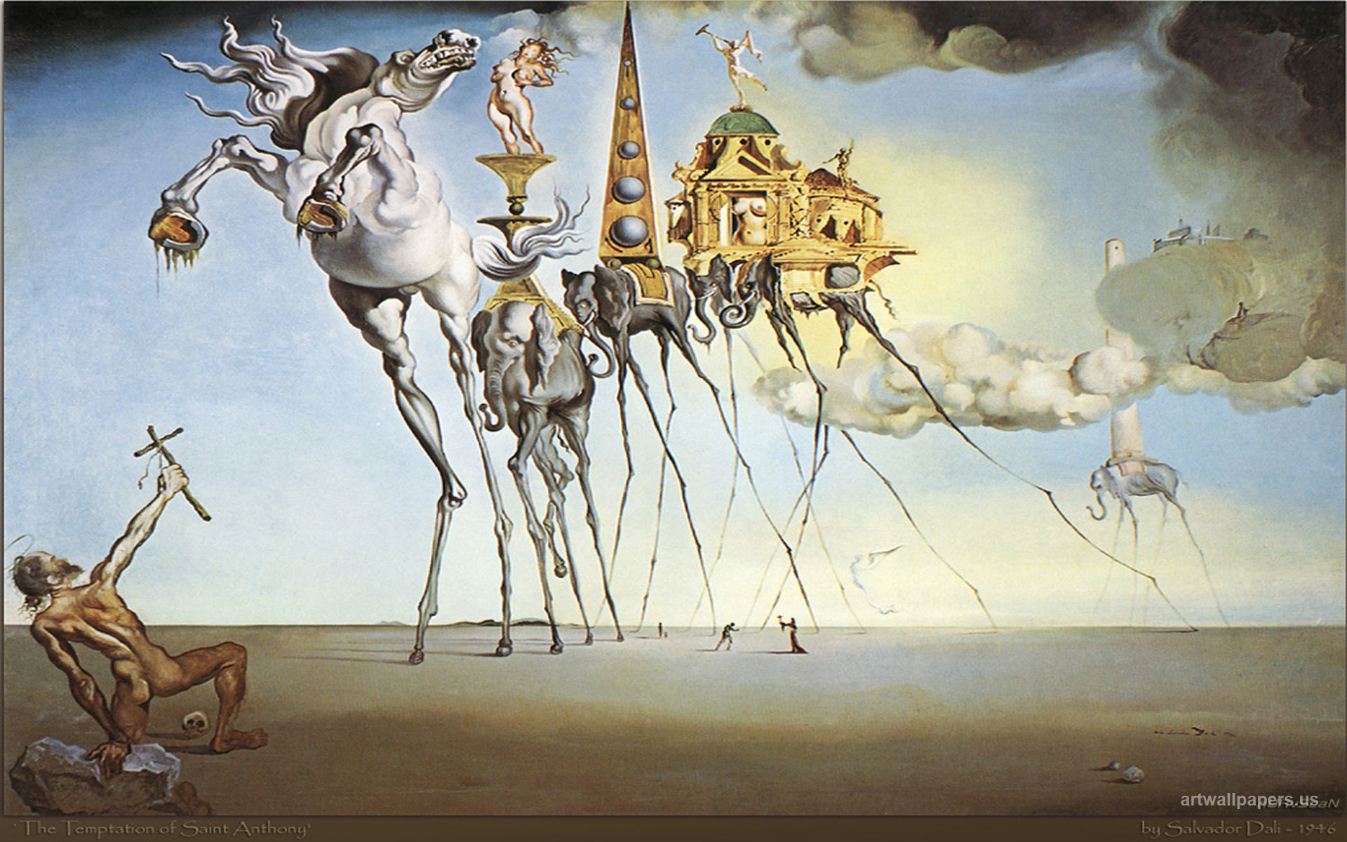 famous surrealist paintings - 1024×576