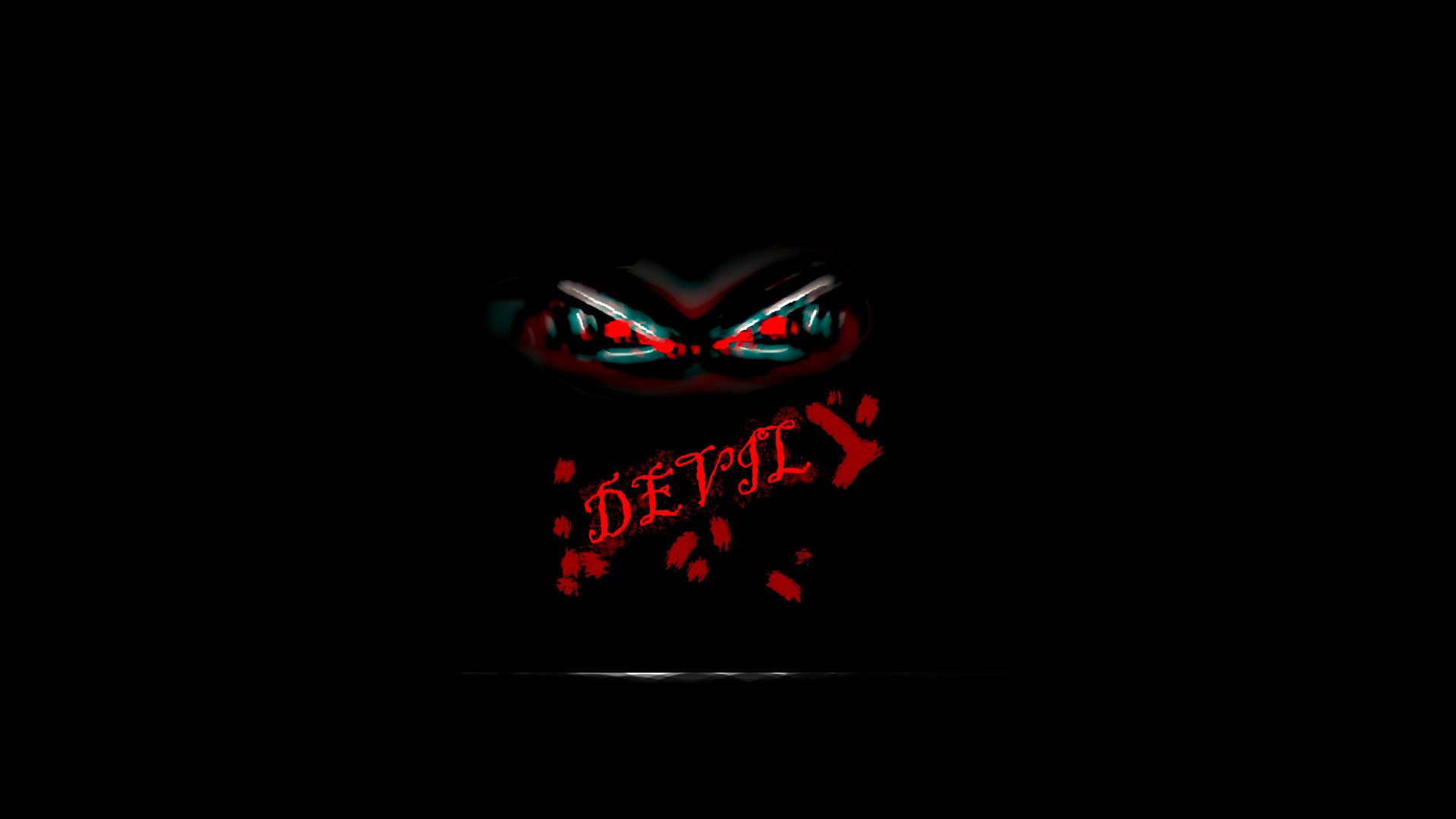 black devil wallpaper 183��