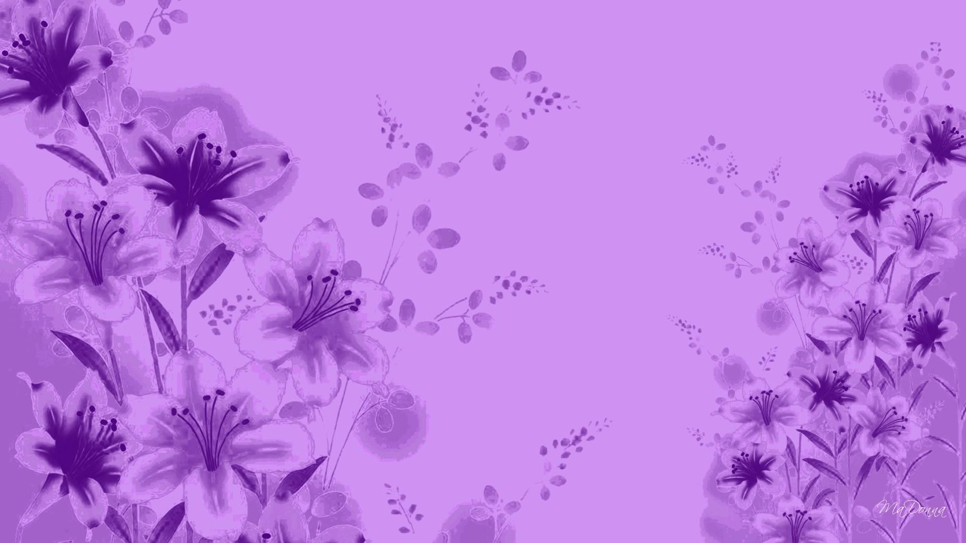 цветок сиреневый абстракция  № 3288353 без смс