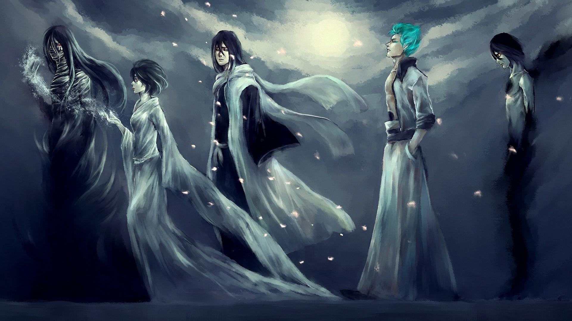 Dark anime wallpaper download free awesome high - Wallpaper dark anime ...