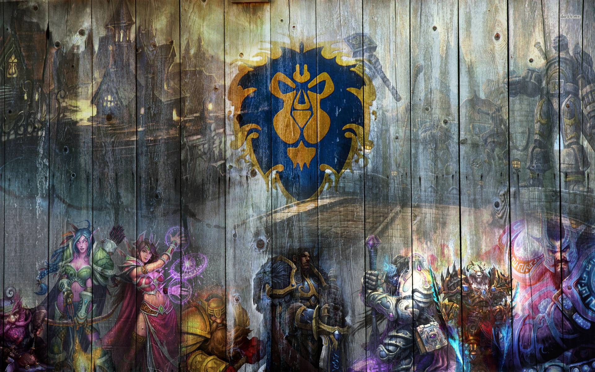 World Of Warcraft Background Wallpapertag
